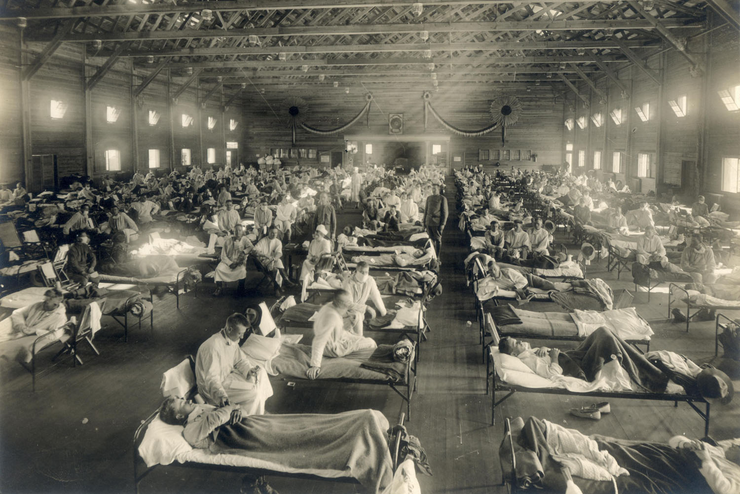 The Second Wave of Coronavirus Won't Be Like the Second Wave of Spanish Flu