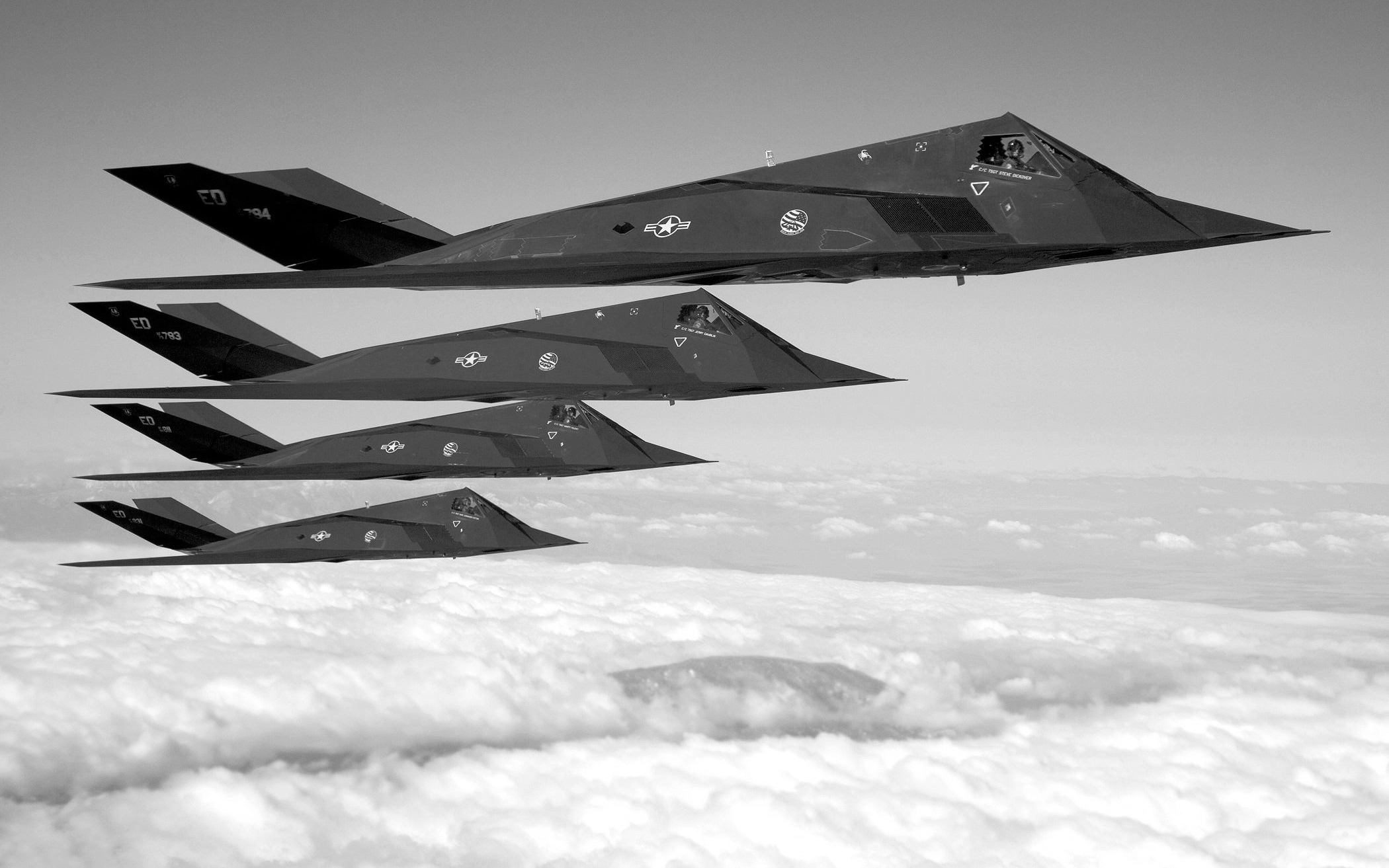 America's F-117 Nighthawk: What If This Stealth Pioneer Was Never Built?