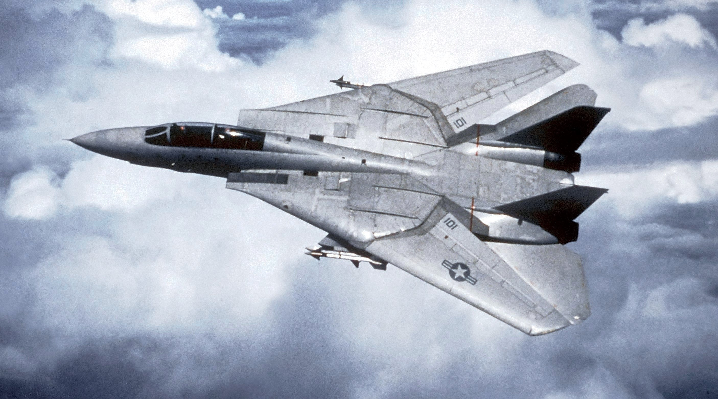 F-14 Tomcat: The Navy Fighter It Wishes It Could Bring