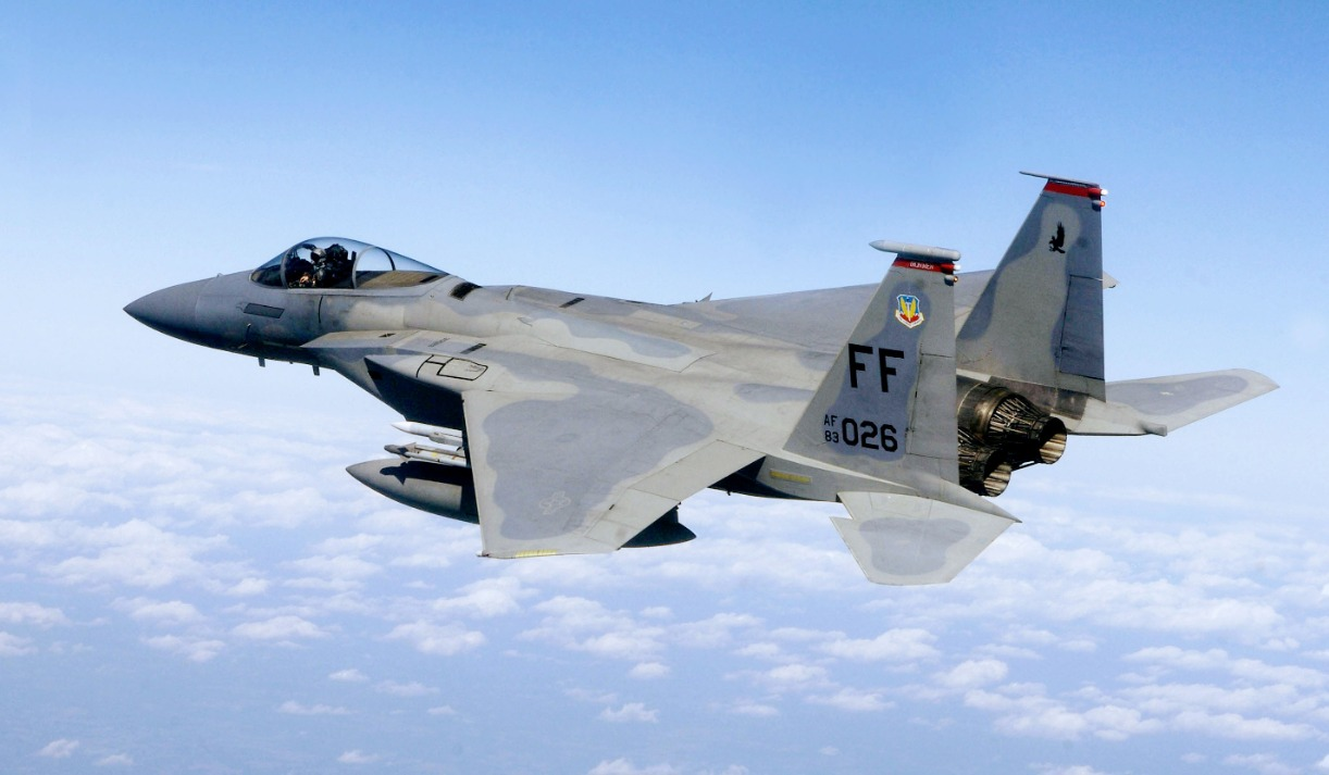 South Korea's F-15 Fighters are Special, and North Korea Knows It
