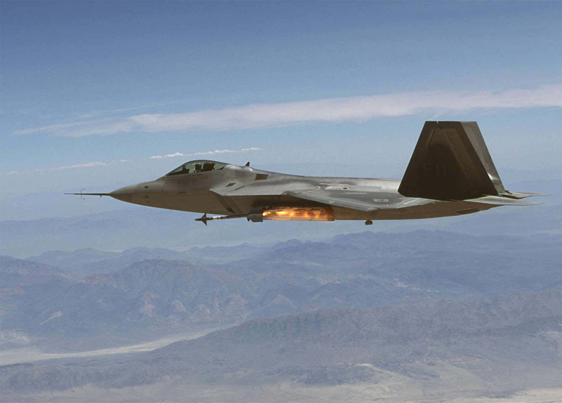 Why the F-22 Raptor Will Soon Be Deadlier Than Ever