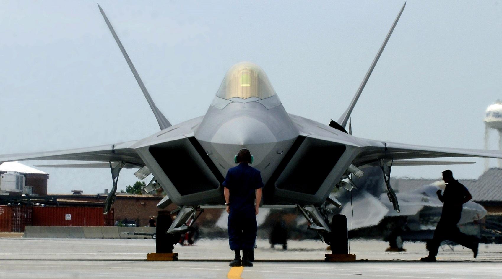 Stealth Strike: America's F-22 Raptor vs. Russia's New Su-57 (Who Wins?)