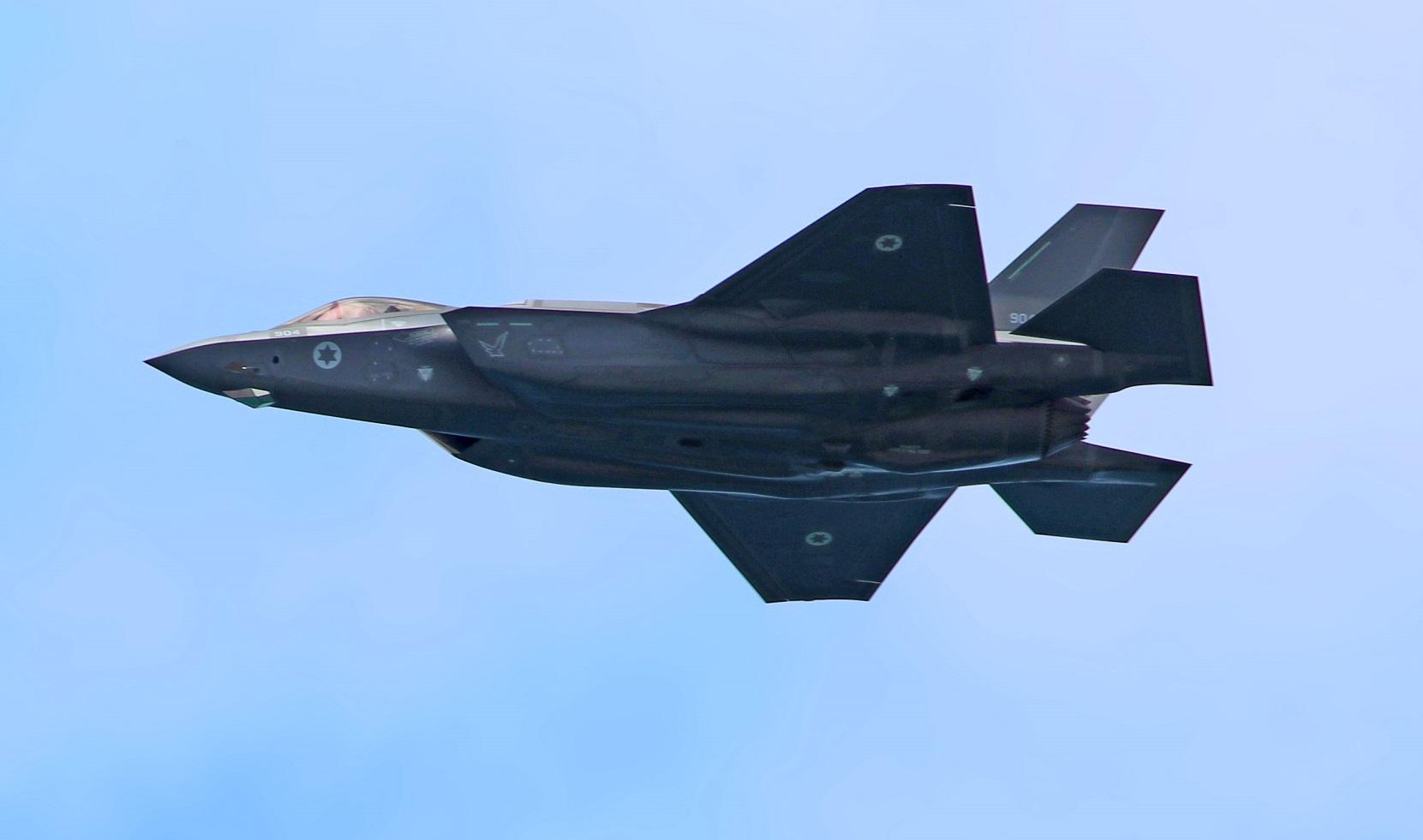 Israel Secret Kamikaze Drones are Killing Syria's Air Defenses