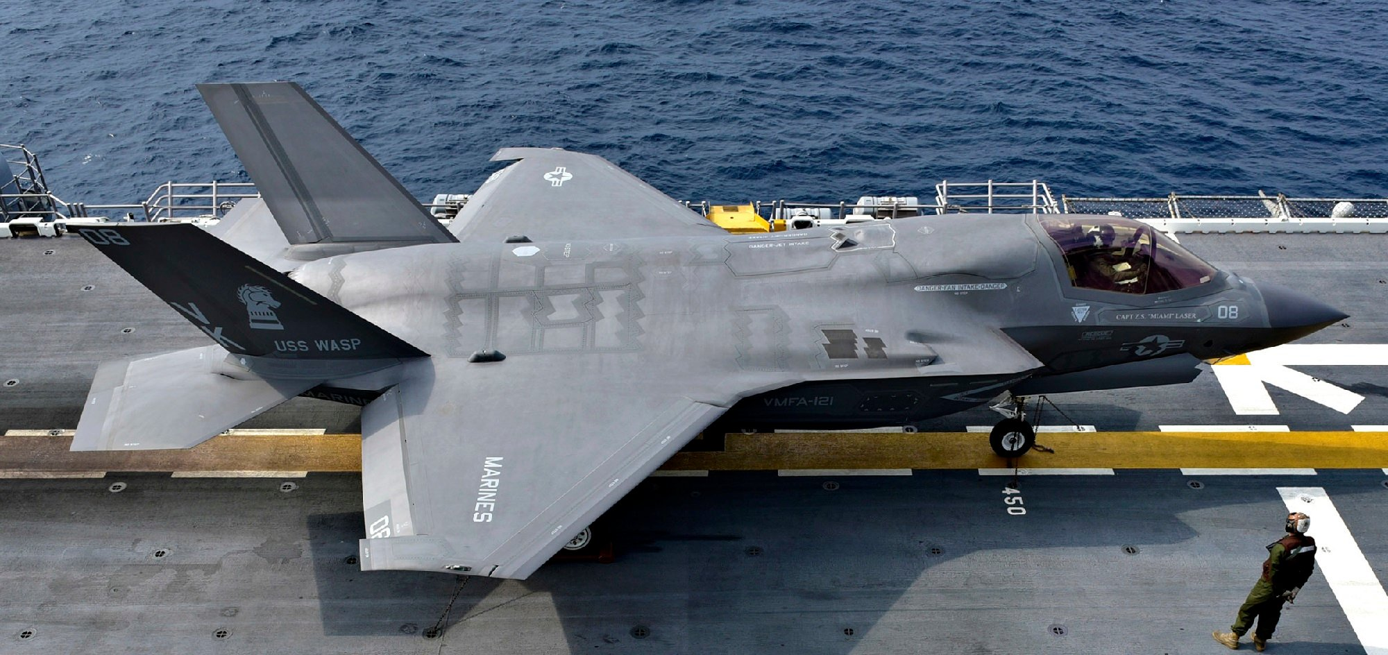 A Frightening Fact the F-22 and F-35 Share (And Why Chinese Stealth