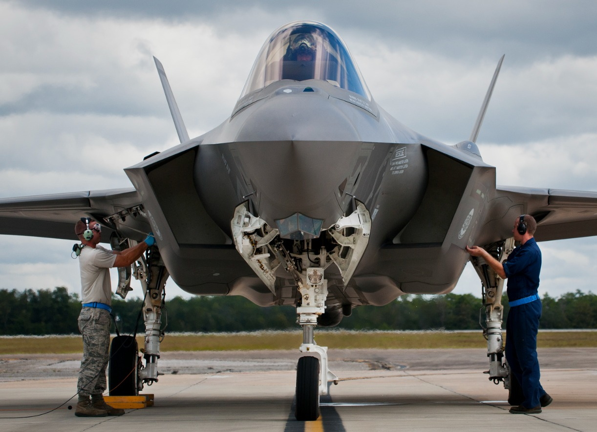 Image No Chance: America's Enemies Are Rooting for Its F-35 Program to Fail