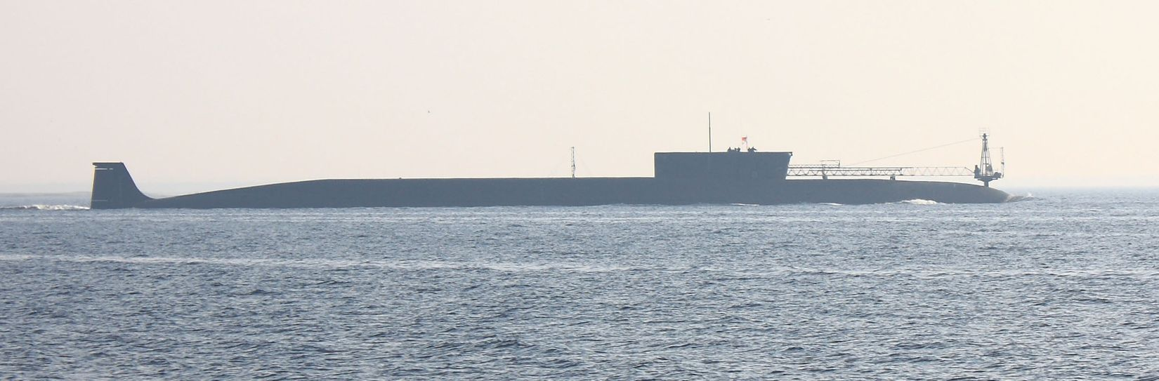Russia New Stealth Submarine Is Armed with 72 Nuclear Warheads