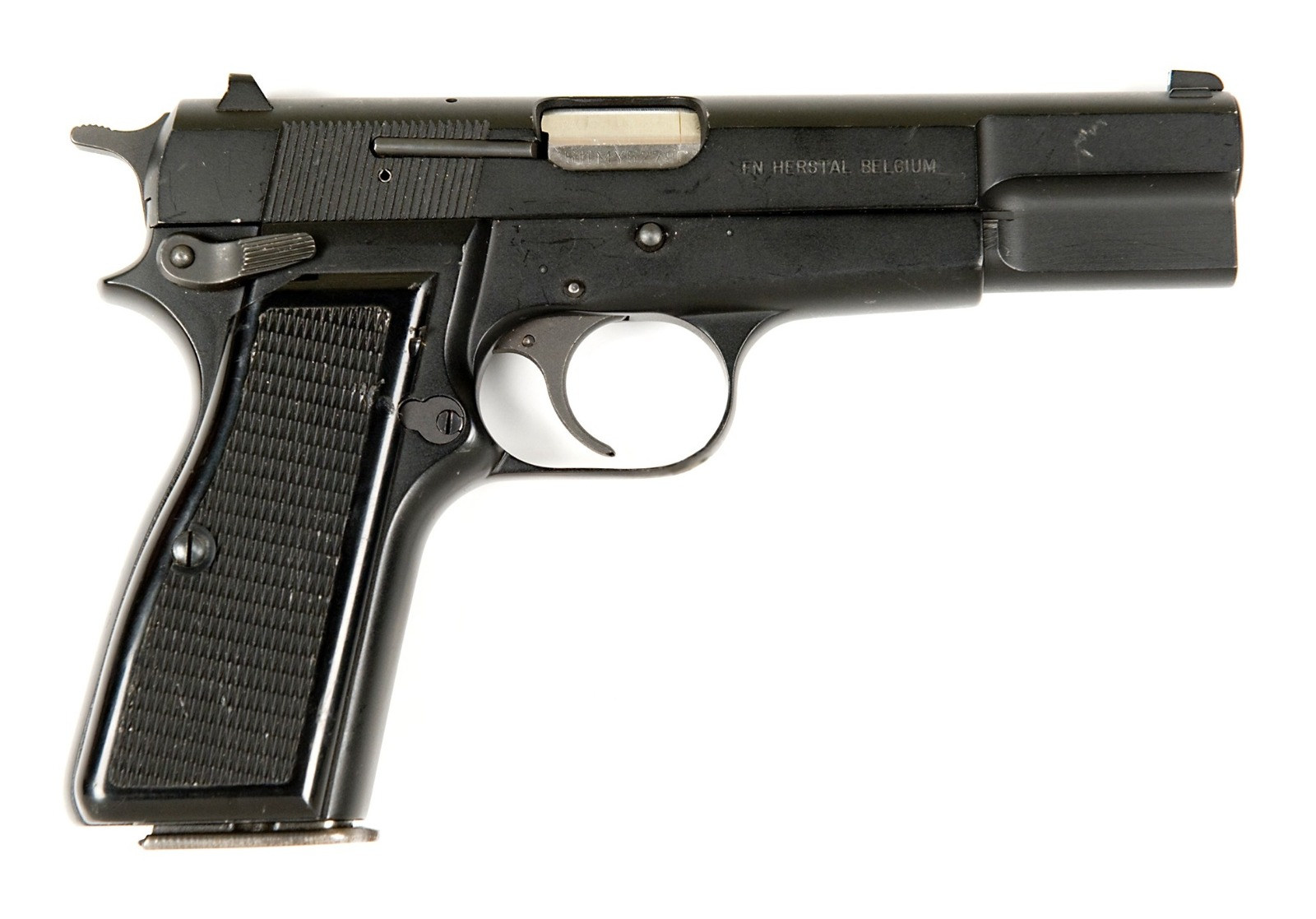 The Browning Hi Power Handgun Was Far Ahead Of Its Time For 1 Reason