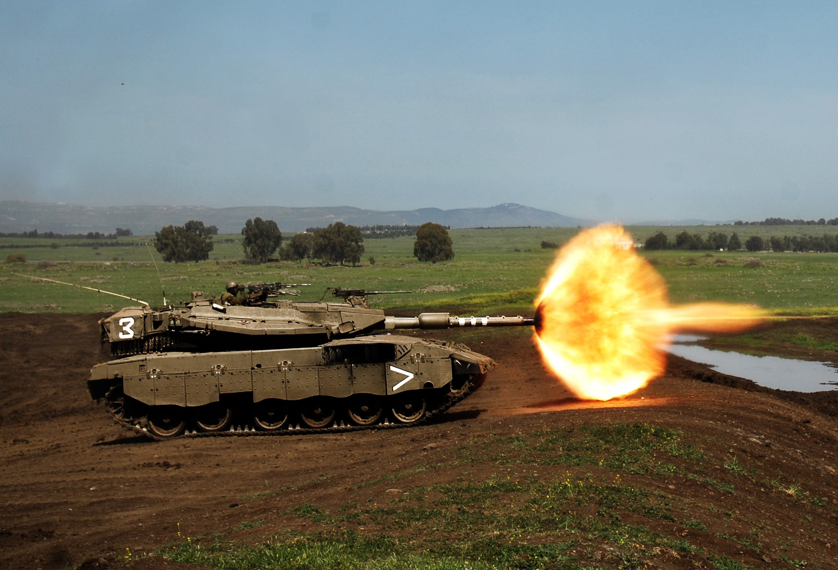 Israel's Merkava Tank: The Toughest Tank on the Planet?