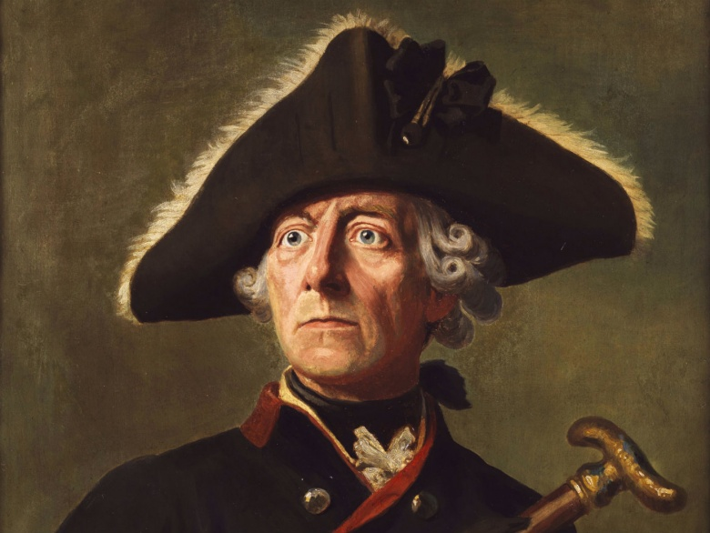 on the fritz rethinking frederick the great the national interest