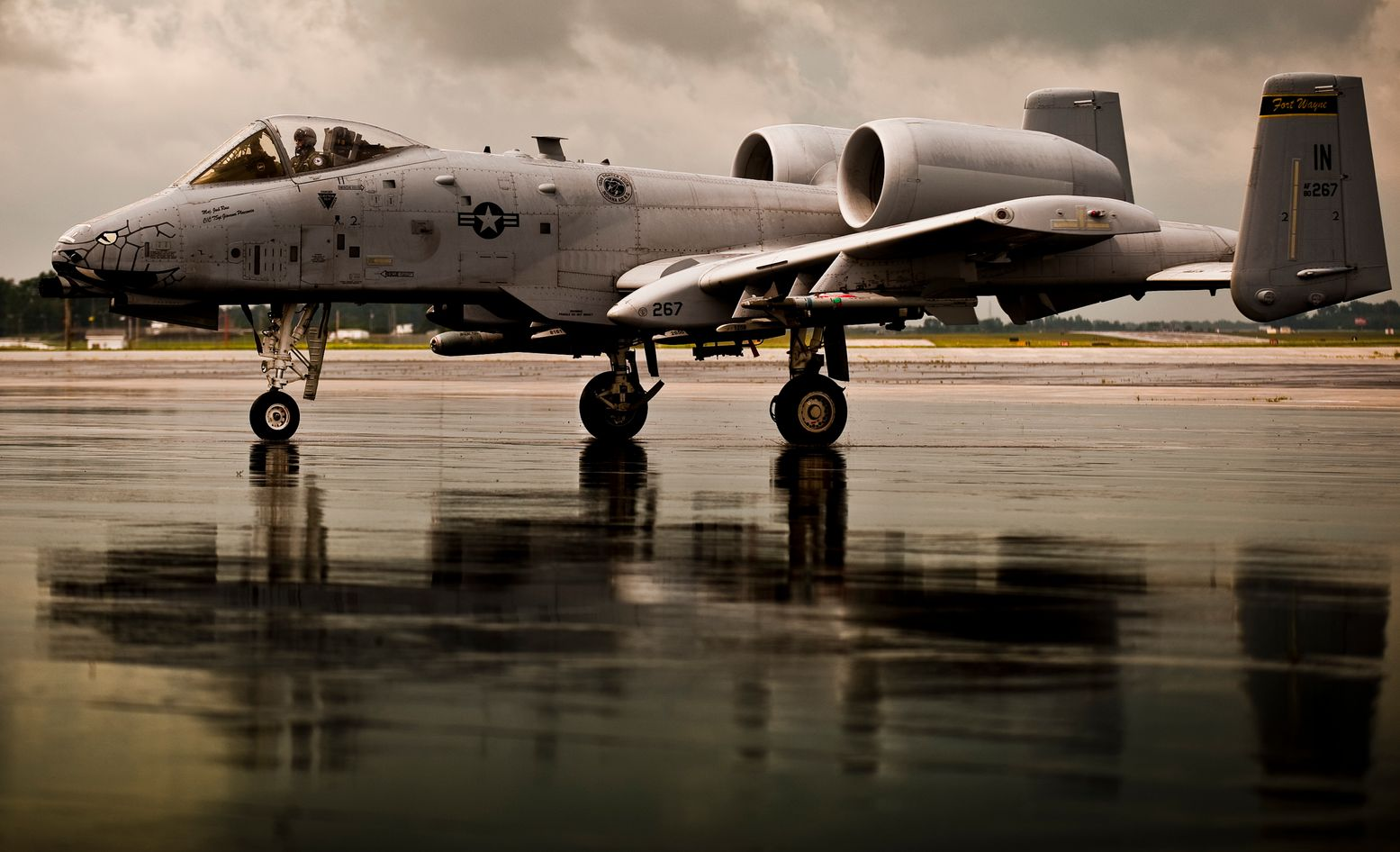 Argh! See How American A-10s Sink Pirate Ships!