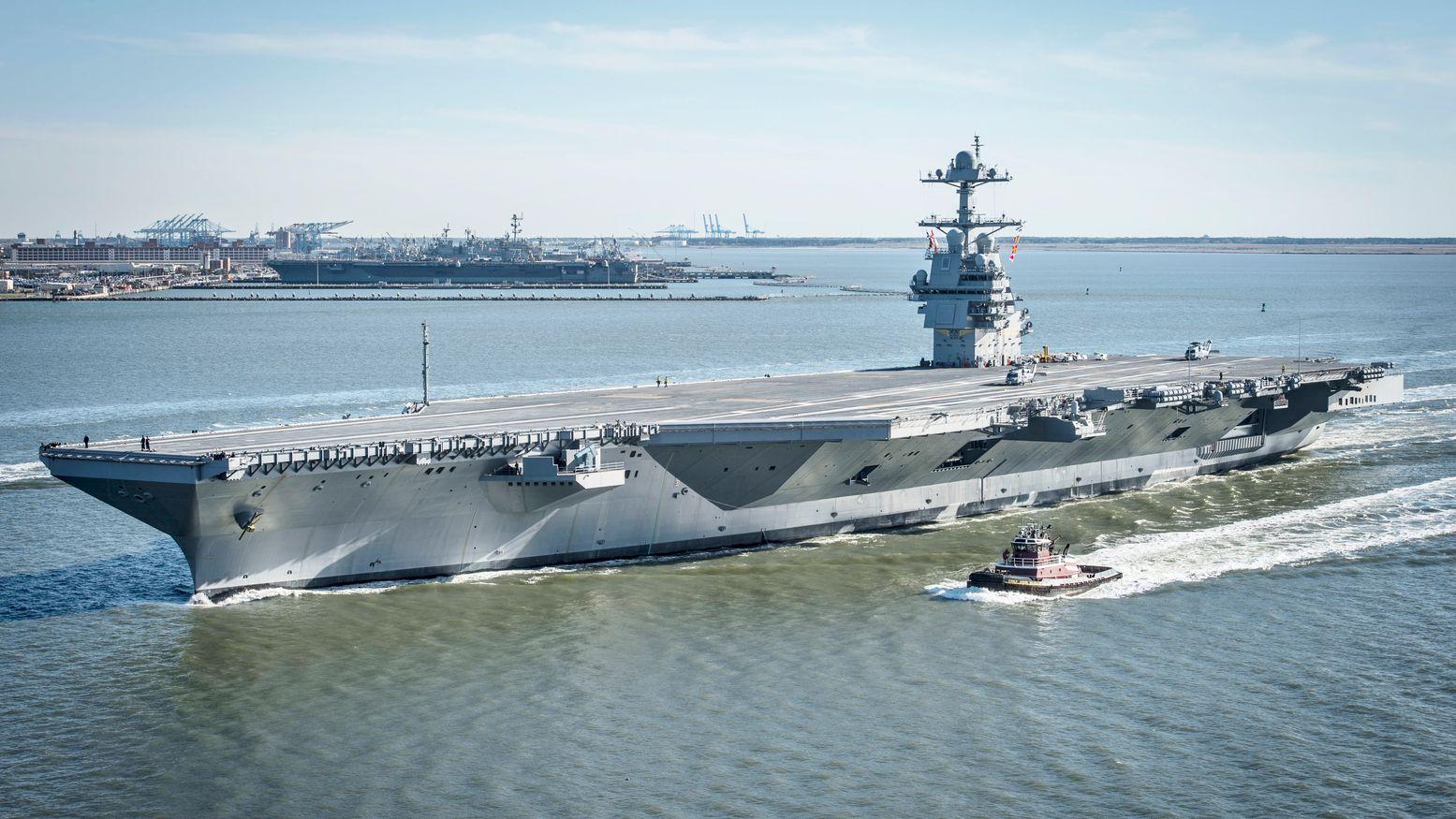 Fact: America Has No Way to Attack Venezula Using Navy Aircraft