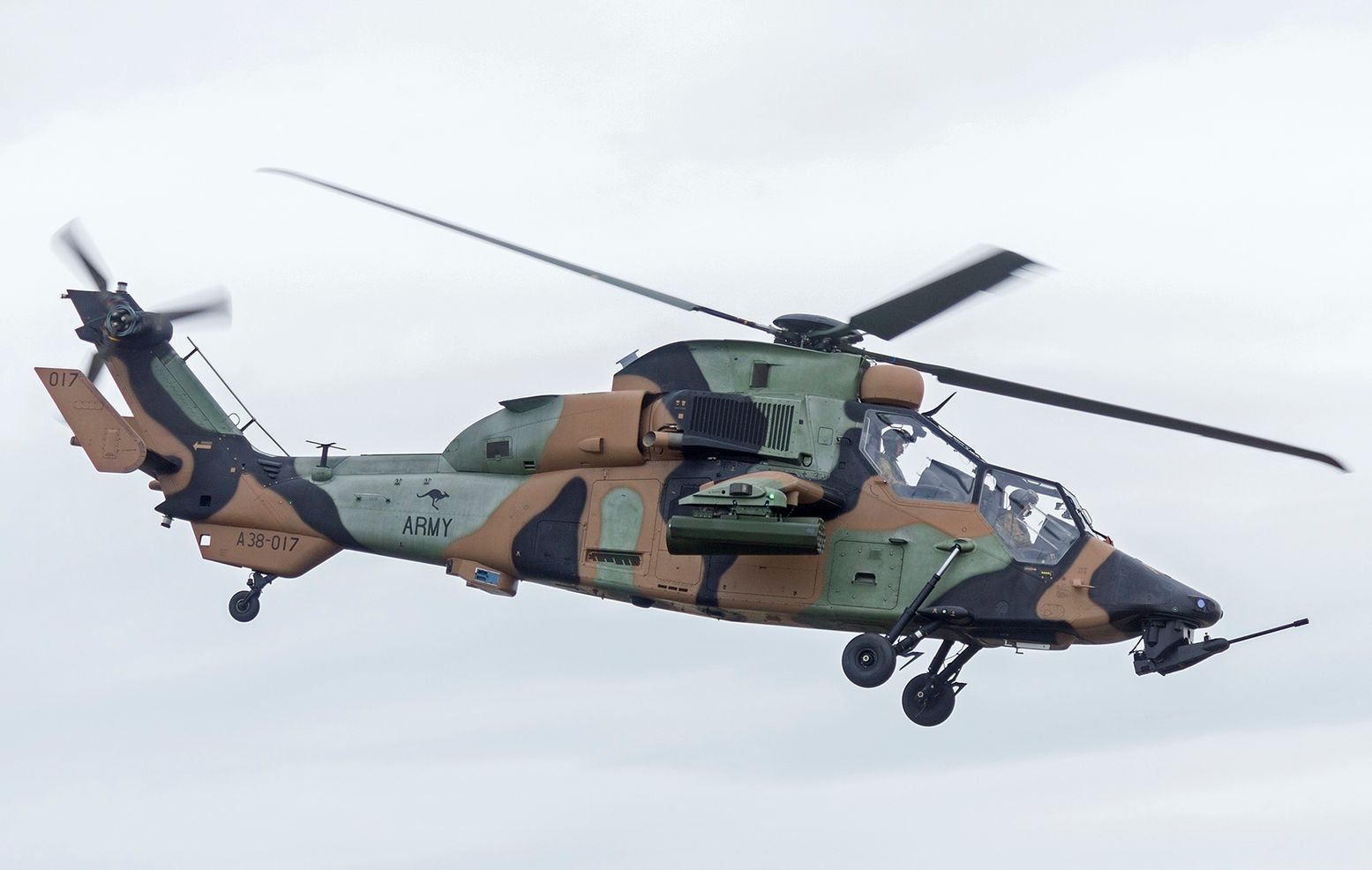 Australia Is on the Market to Replace Its 29 Eurocopter Tigers