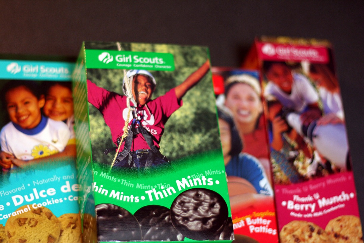 Yes, There's a Girl Scout Cookie Surplus | The National Interest