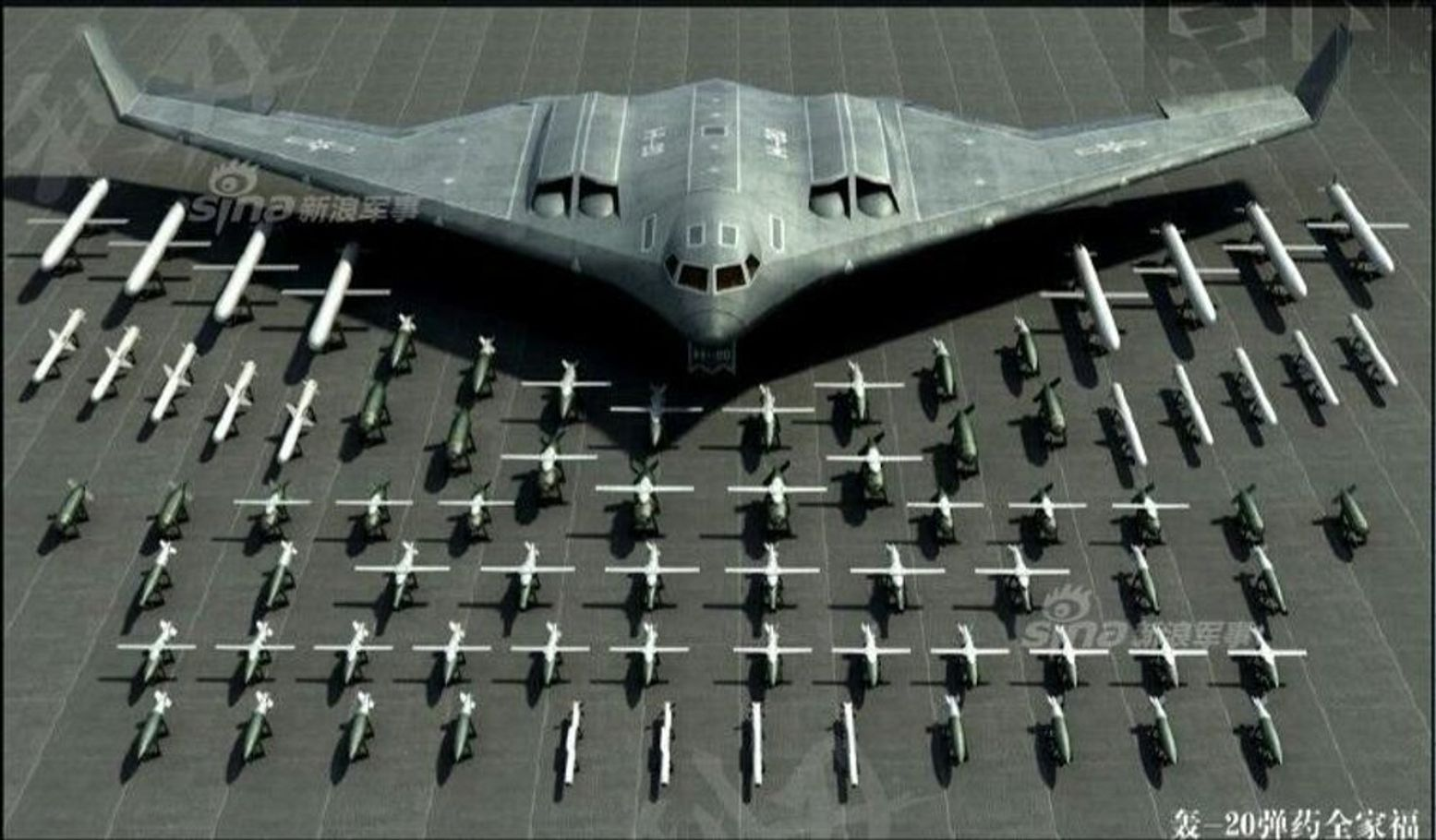 Aircraft Carriers, Stealth Bombers and Killer Tanks: China's Military