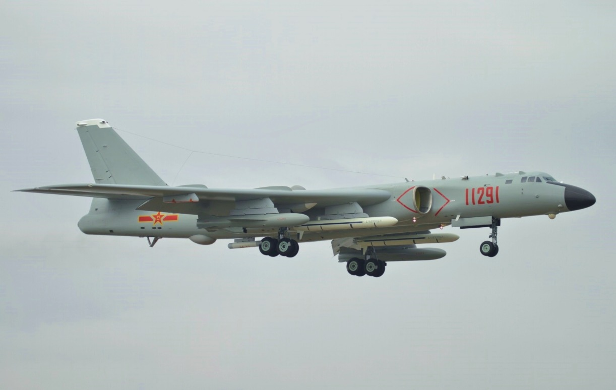China's H6-K Bomber Can Kill Targets 2,000 Miles Away | The National Interest