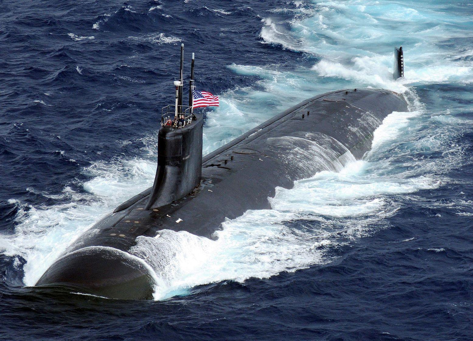 Secretest of Secrets: America's Classified Seawolf Spy Submarine Rocks