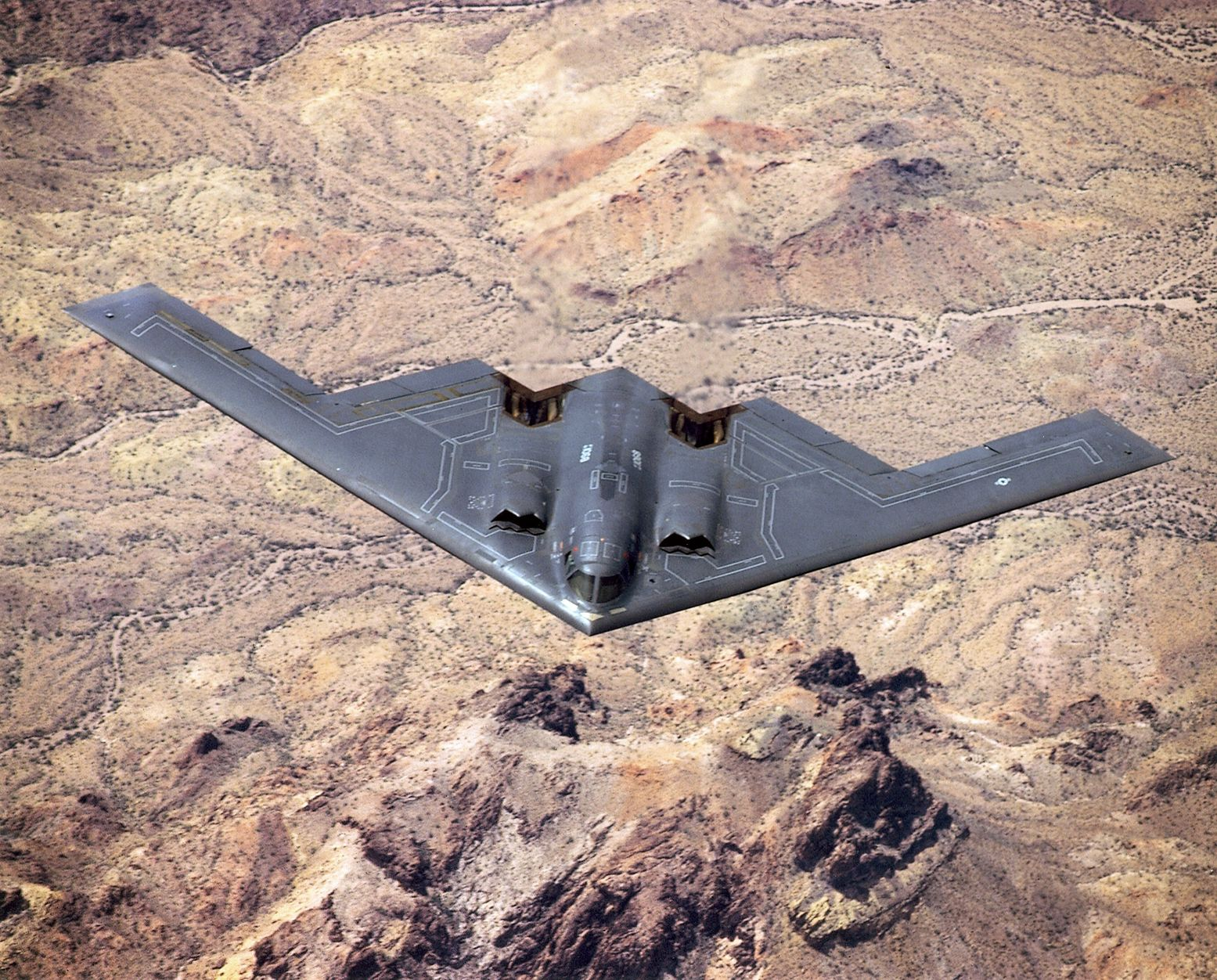 Stealth Shocker: How the B-2 Bomber Would Be Used Against Iran in a