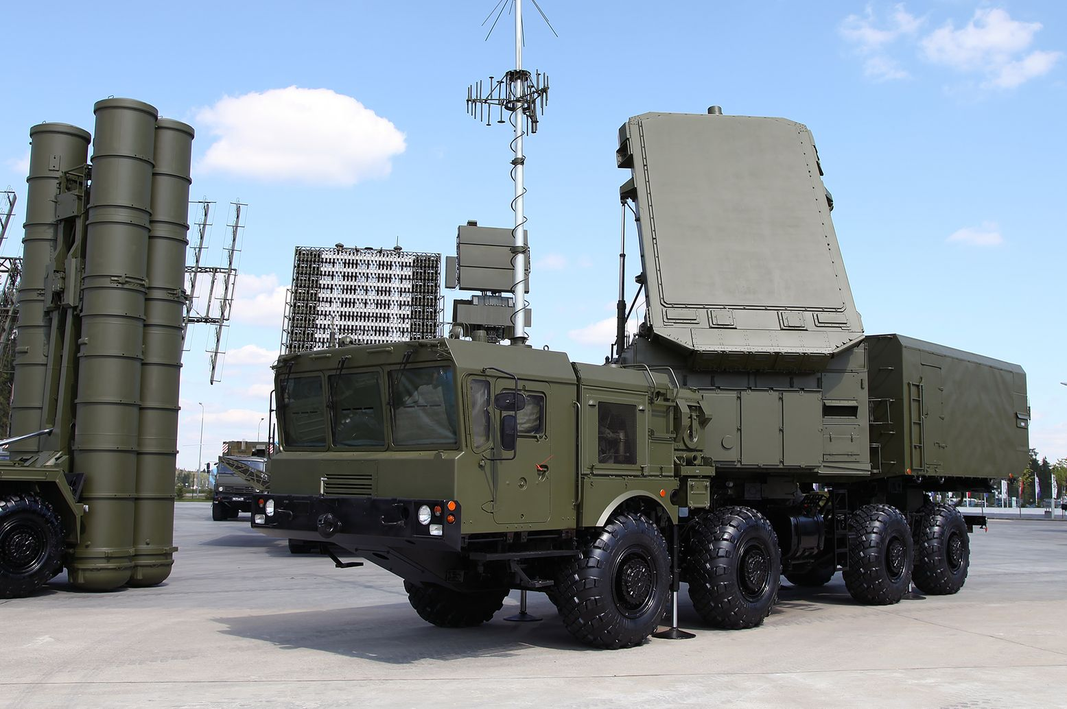 S-400 and More: Why Does Turkey Want Russian Military Technology so