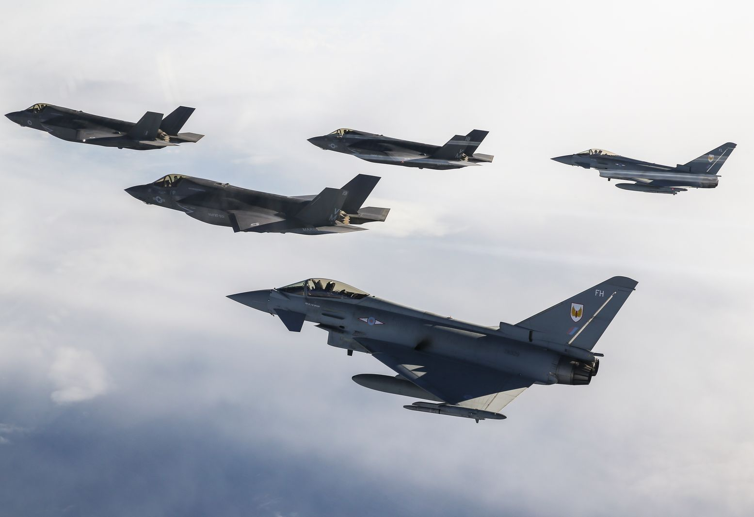 Everyone Gets an F-35 as Pentagon Eyes New European Buyers
