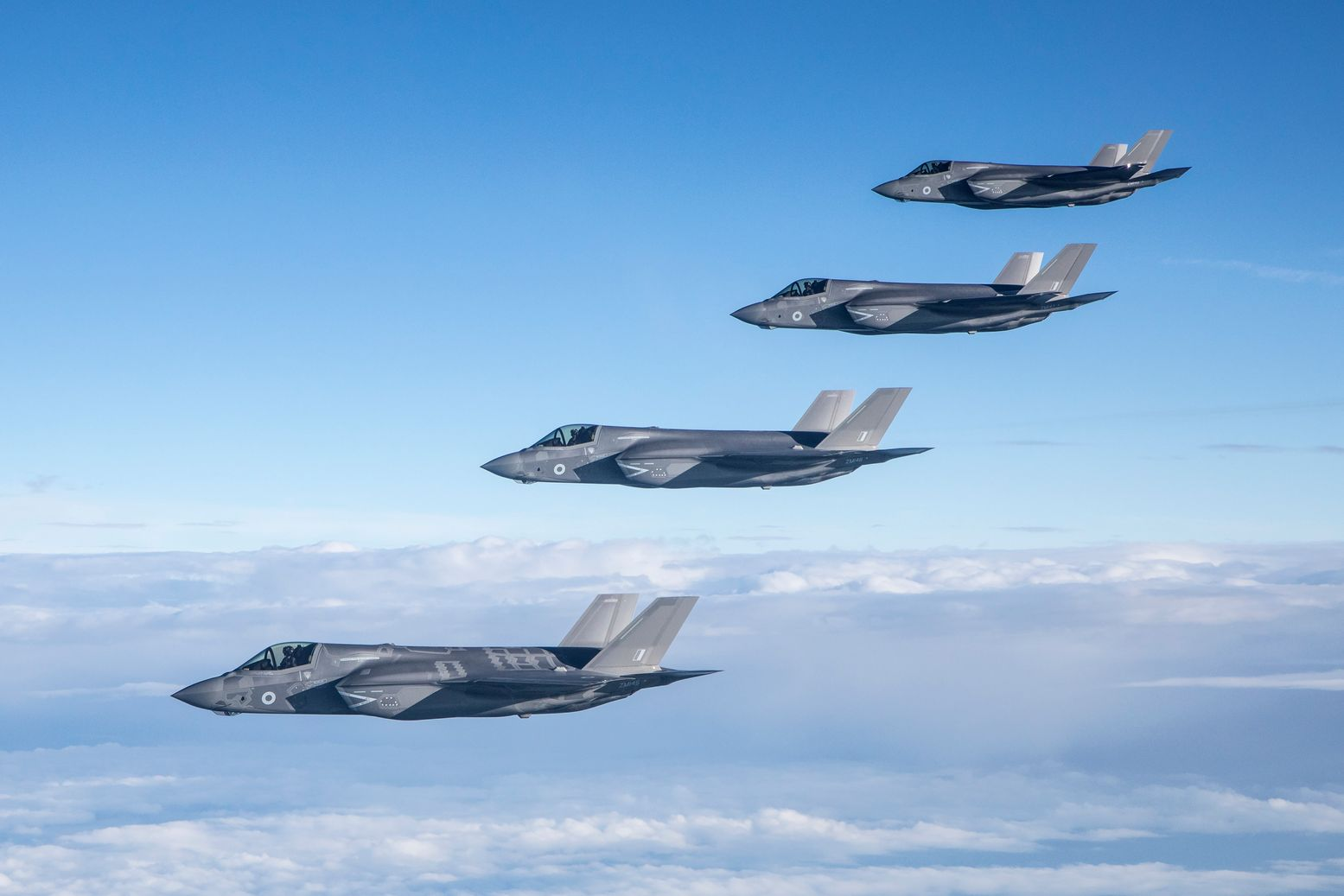 "The F-35 Has a ""Sidekick"" That Lets It Carry Even More Missiles"