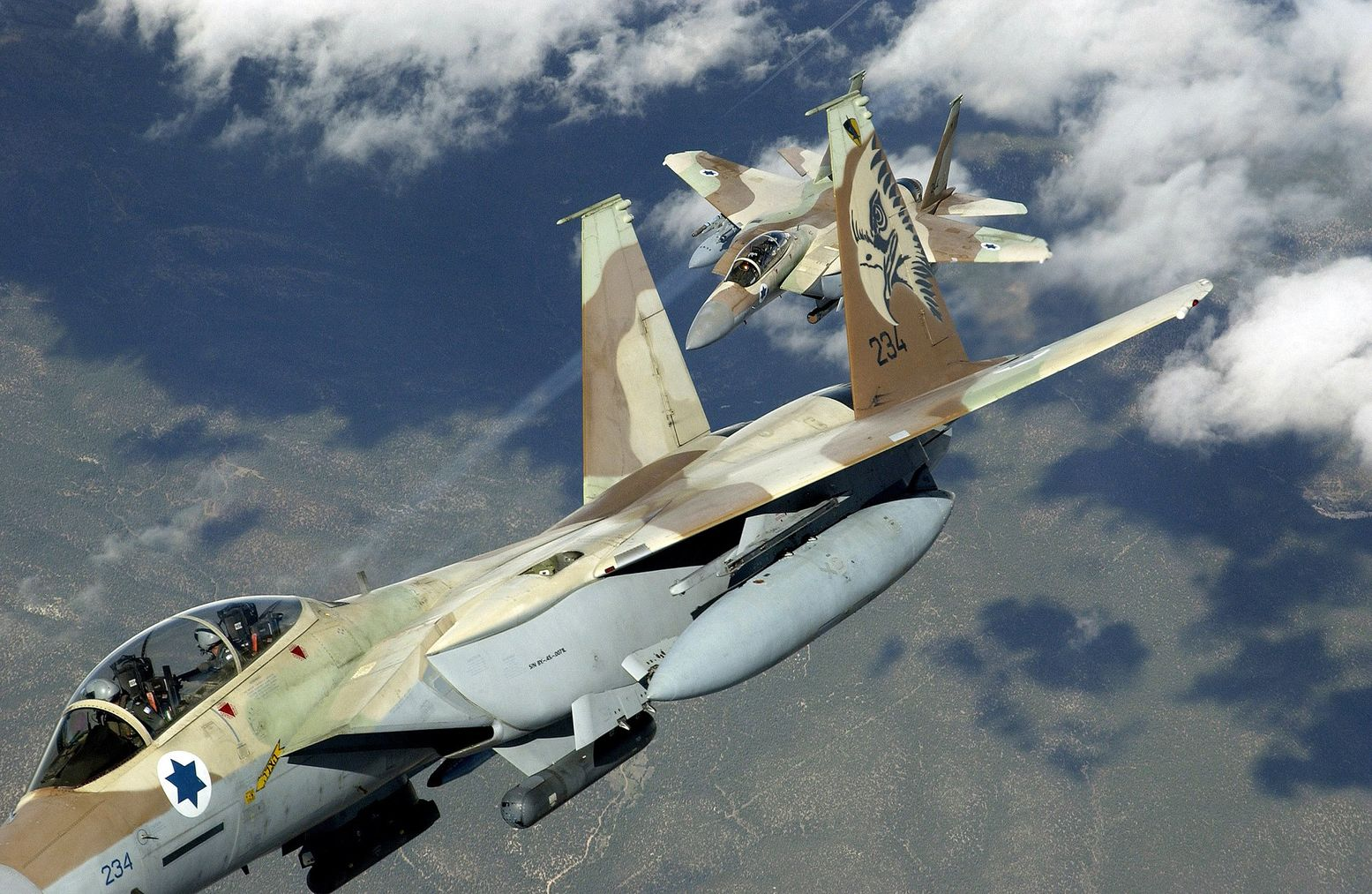 New F-15EX vs. Stealth F-35s: What Will Israel Choose?