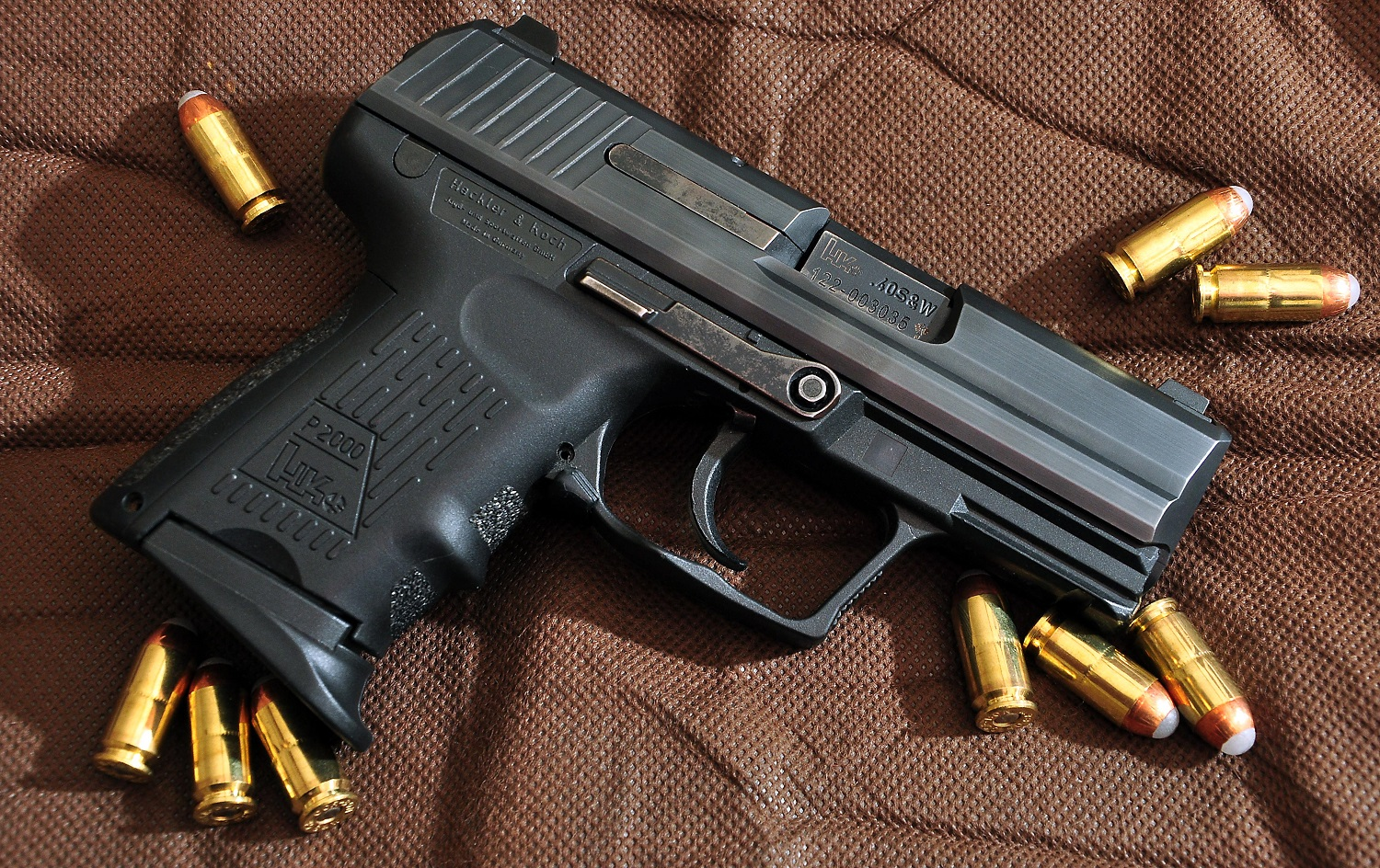This Might Be the BMW of All Guns (Not a Glock or Sig Sauer)