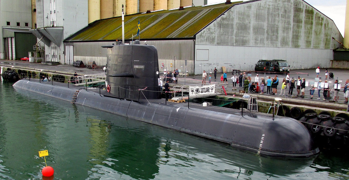 U.S. Navy Fears Them: Sweden AIP Submarines Are Even Stealthier ...