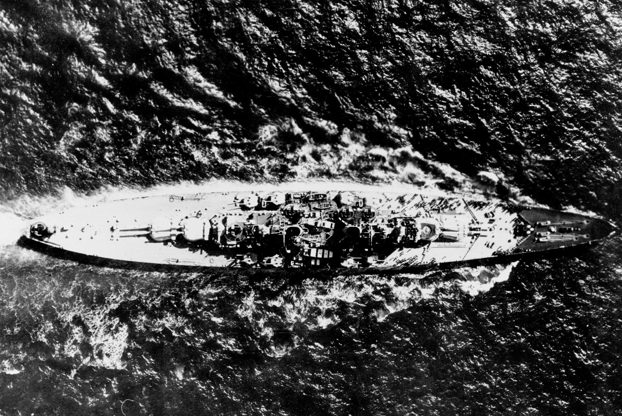 Last Battleship: The Royal Navy's Final Battleship Was a Real Navy-Killer