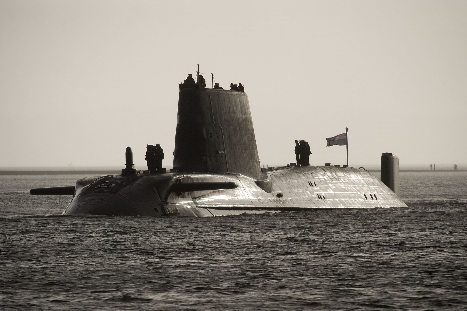The Royal Navy Wants Robotic Submarines (Here's Why That Matters)