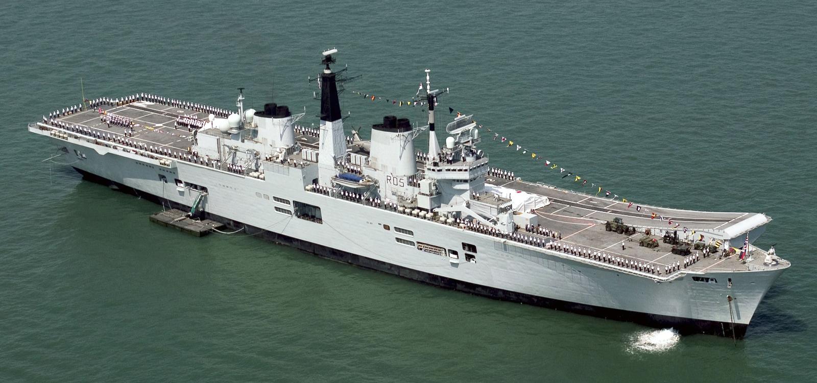 The Falklands War Almost Had The World's First Modern Aircraft Carrier Battle