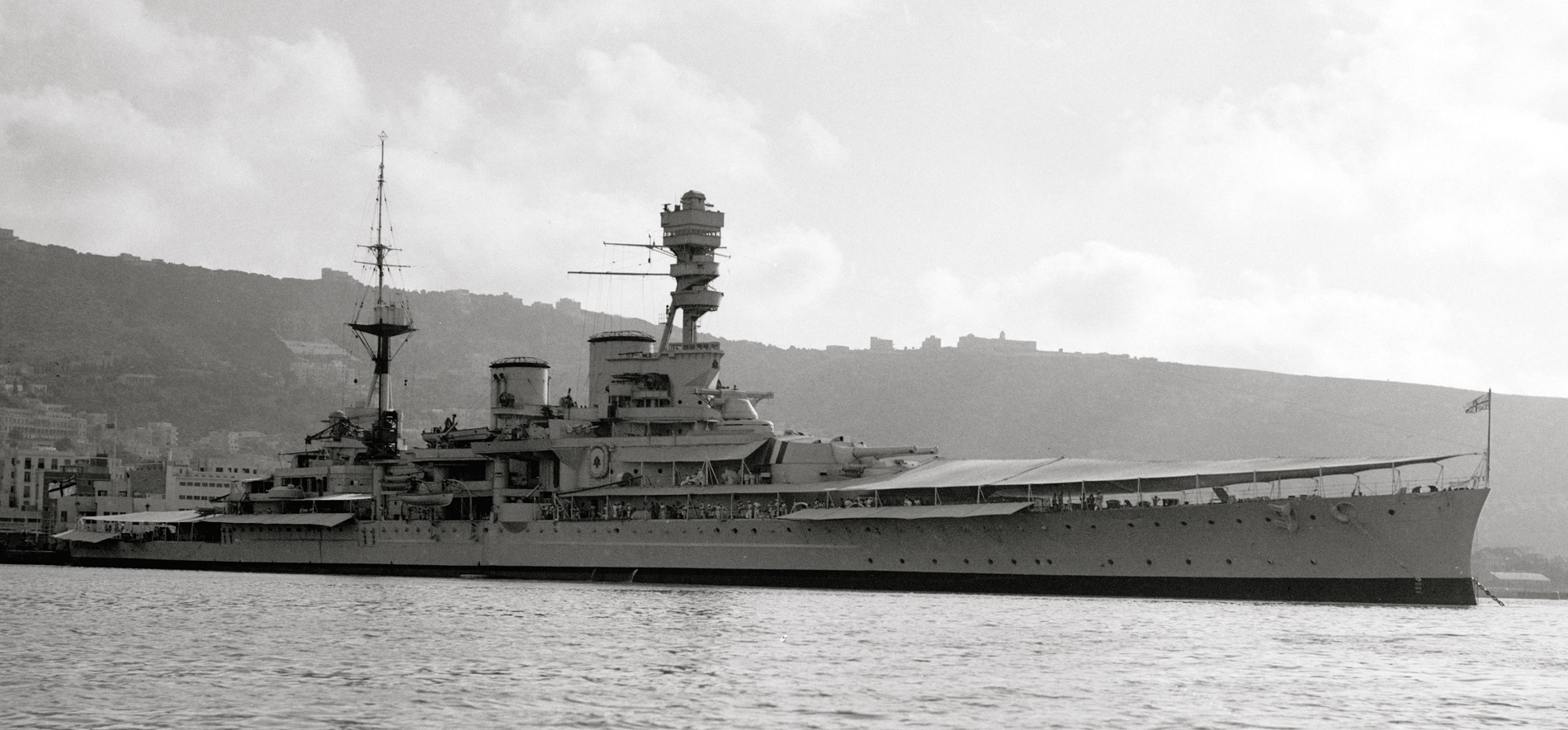 Death of the Battleships: When These Warships Were Sunk Naval Warfare Changed Forever