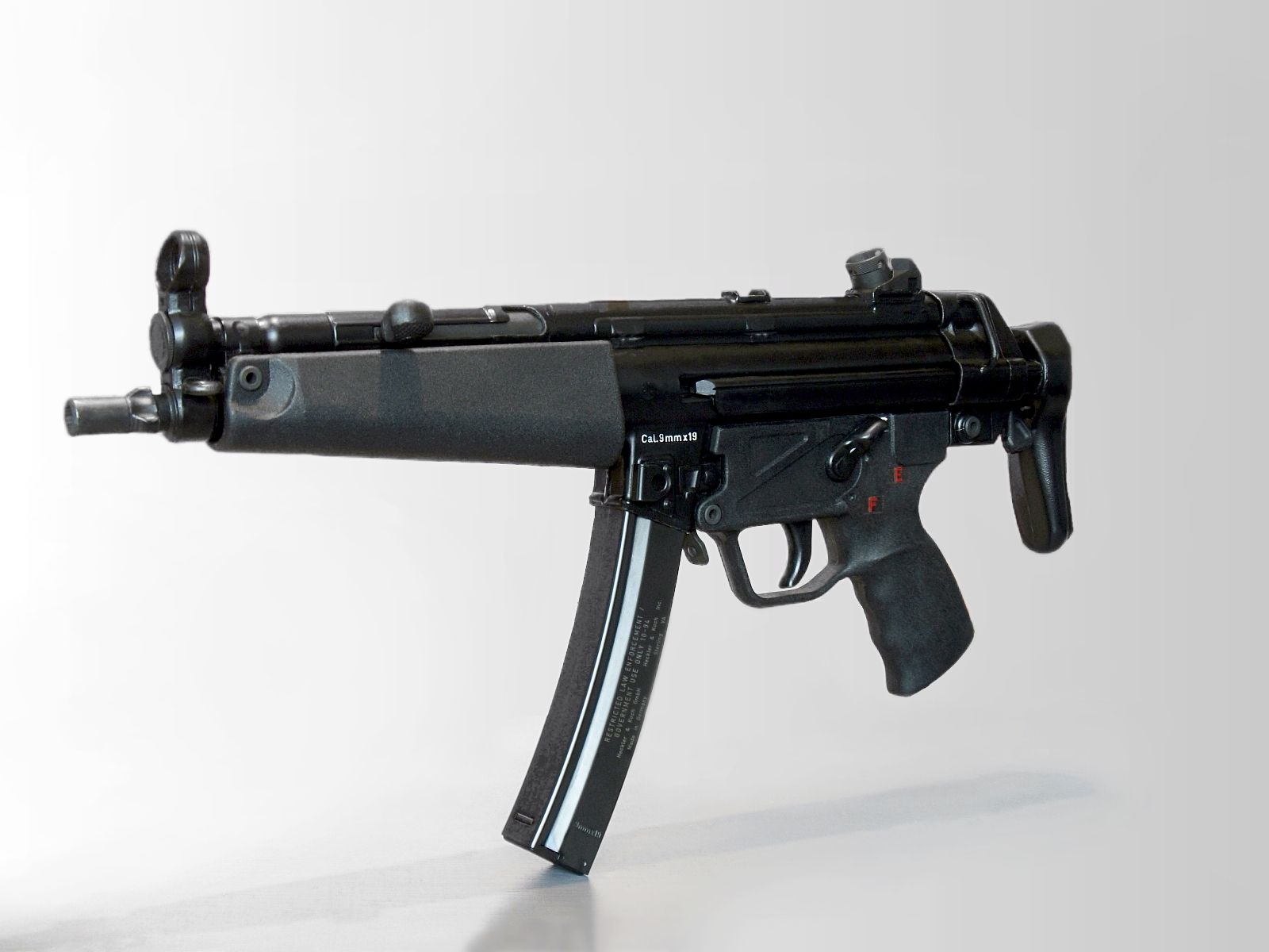 You Don't Want To Be On The Wrong End Of These Five Submachine Guns