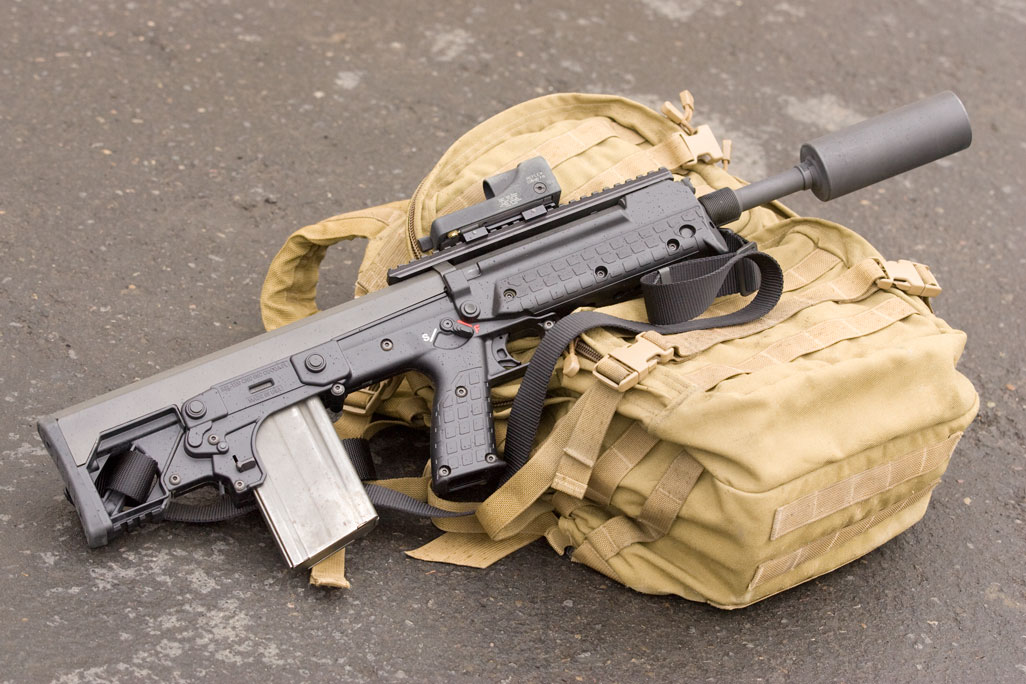 The Kel-Tec Rifle Forward-ejecting Bullpup: A Wonder Weapon or