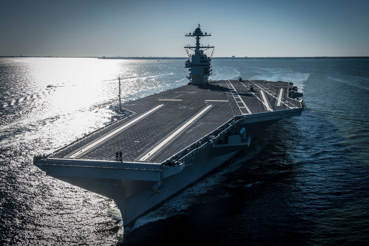 Navy Nightmare: America's Carriers Are in Trouble in the Next Great