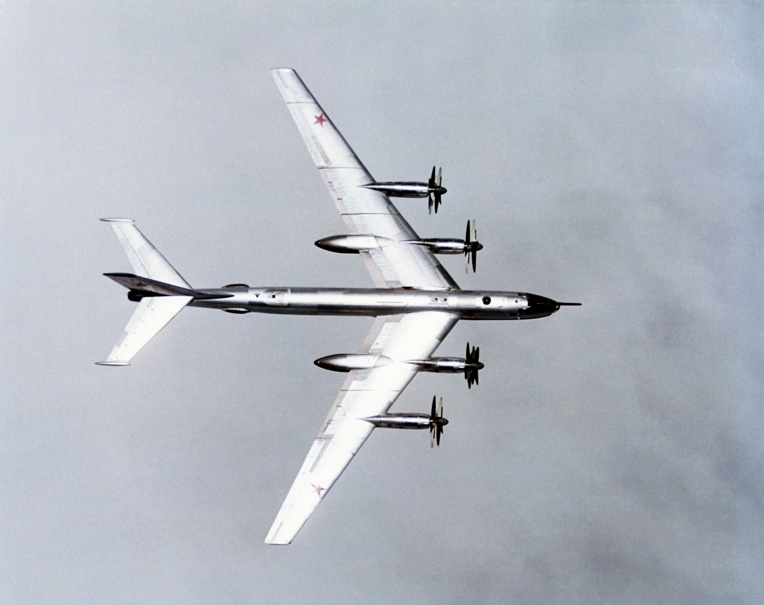 Bombs Away: Russia's Updated Tupolev TU-95MSM Just Went into Combat