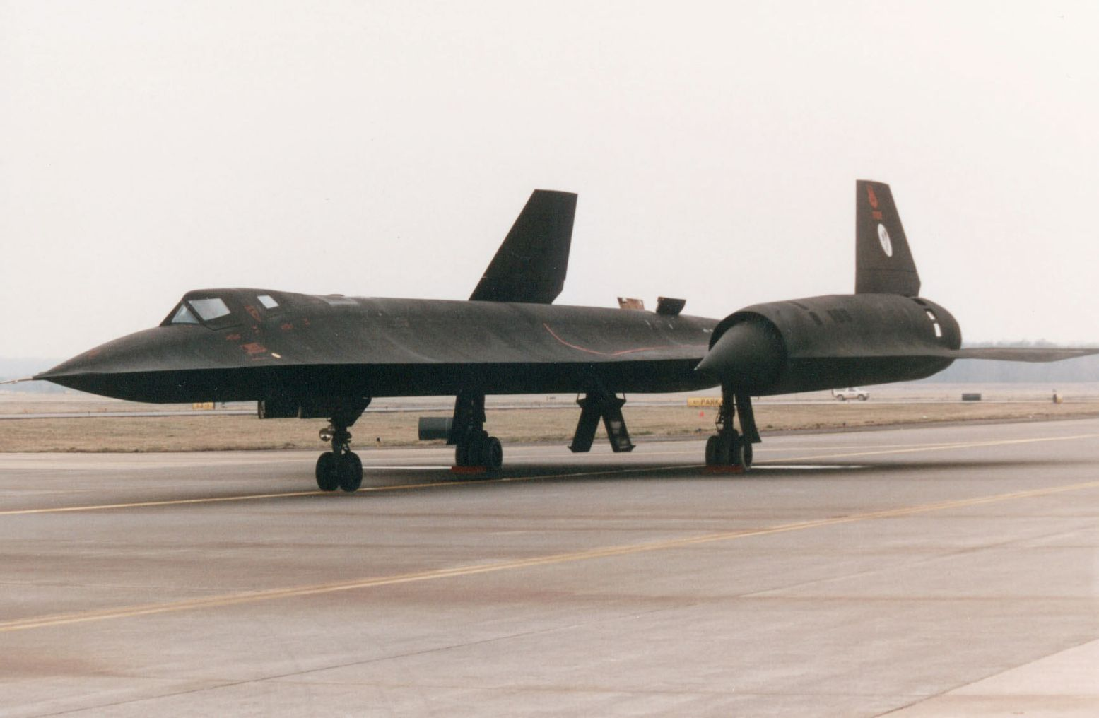 Meet the Only SR-71C Ever Produced: A Cross Between a YF-12 and Half