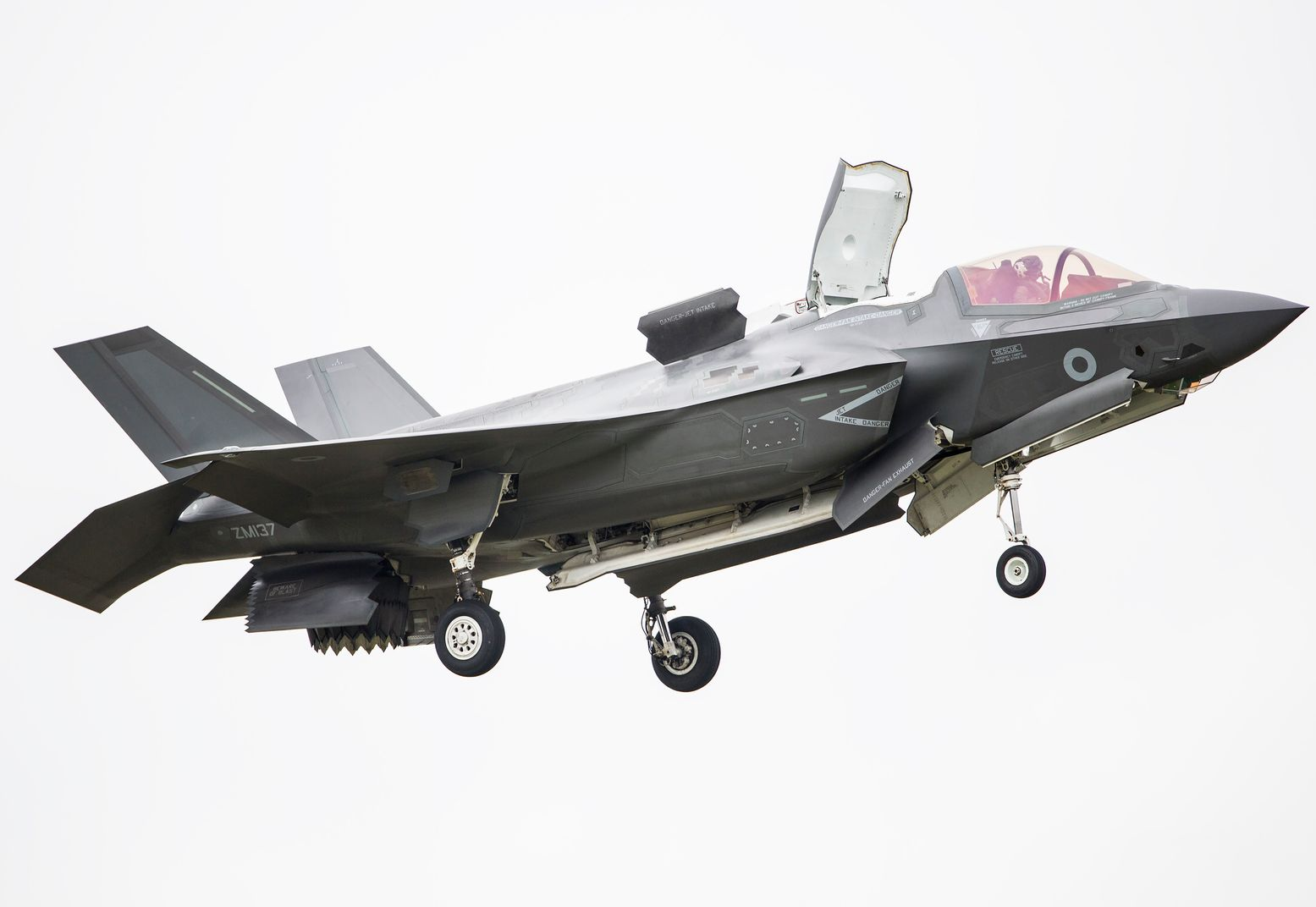 F-35s for Switzerland? Why Not?