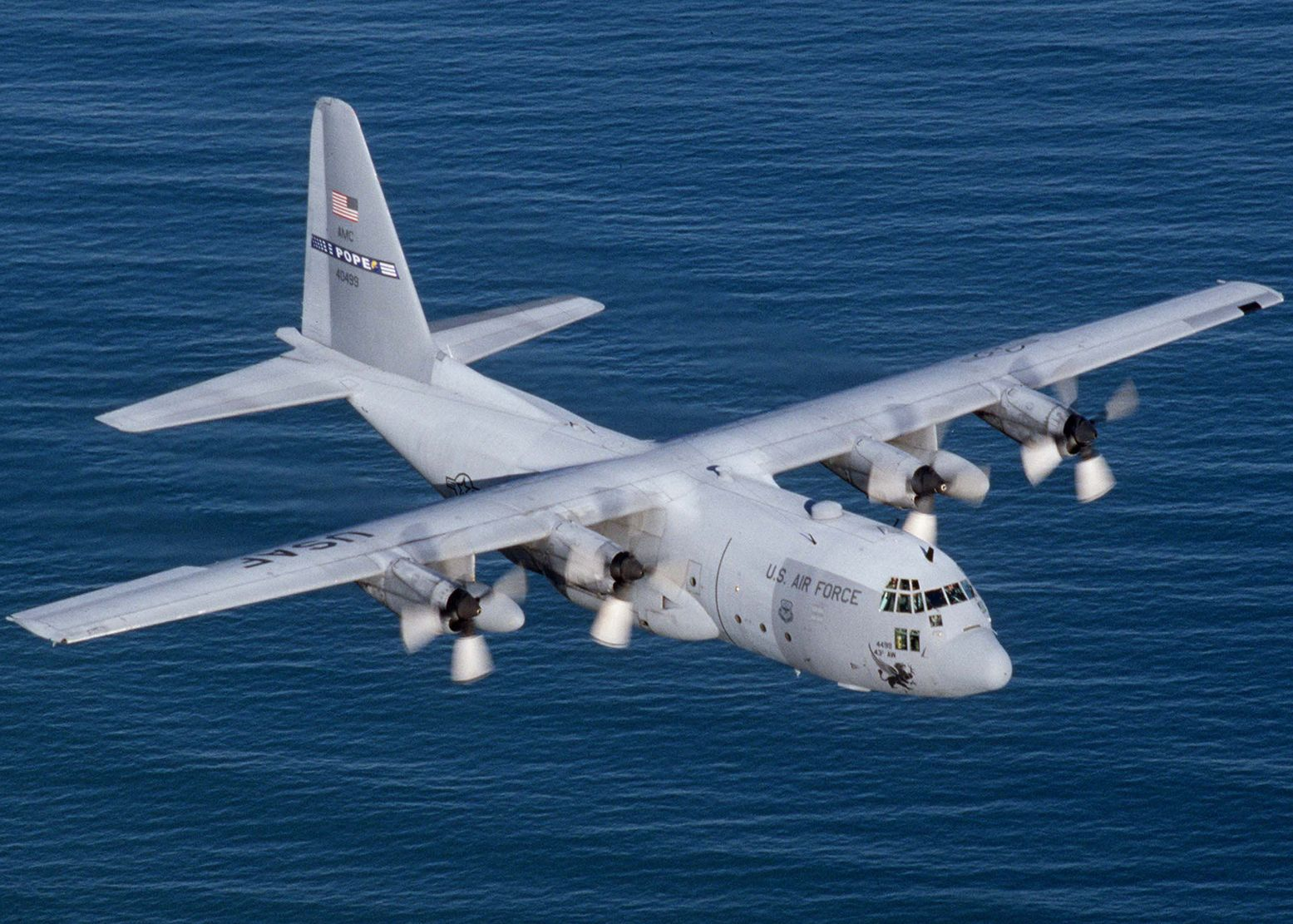 60 Years and Counting: The Life-Saving C-130 Is Still the Backbone of