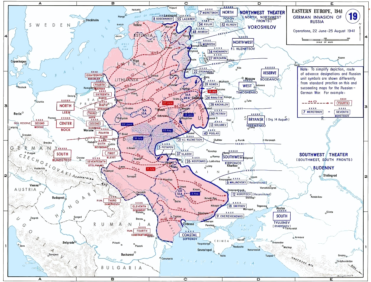 How Nazi Germany Could Have Crushed Russia During World War II