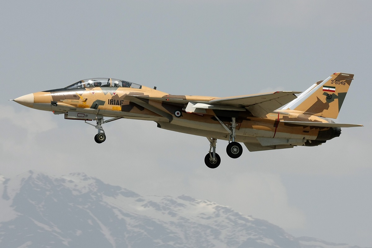 Fighter Jets For Sale >> No F-35s For You: Why Iran's Air Force Is Dying a Sad ...