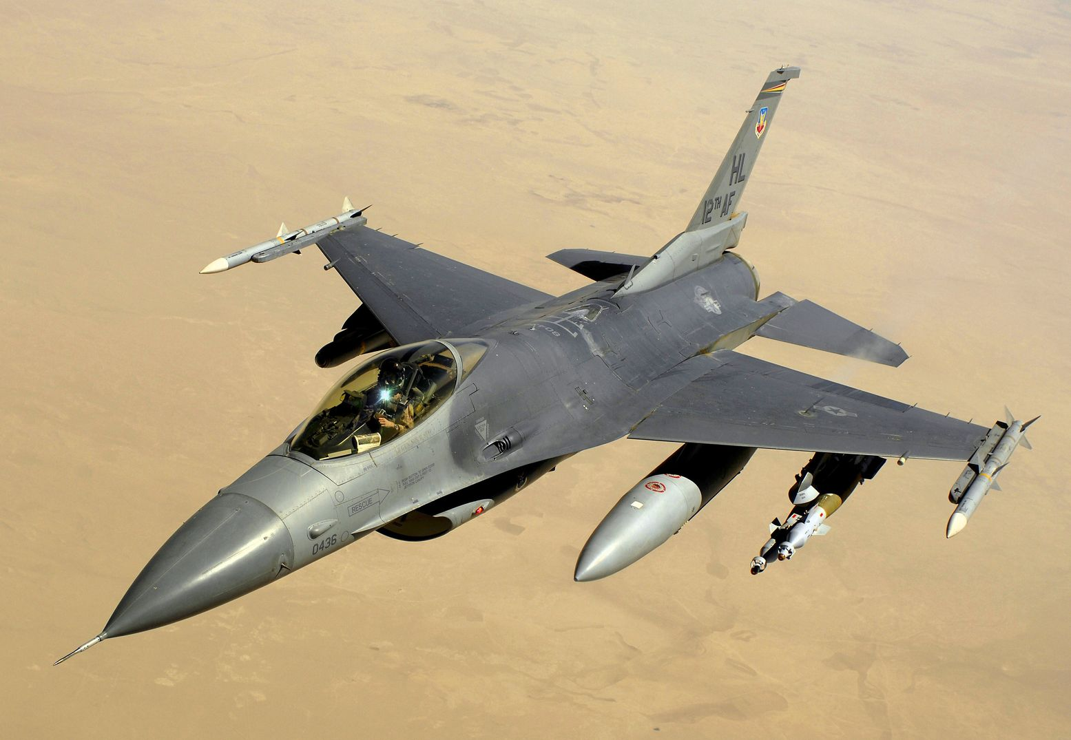 Turkey Stockpiled F-16 Parts Ahead of Getting the Russian S-400
