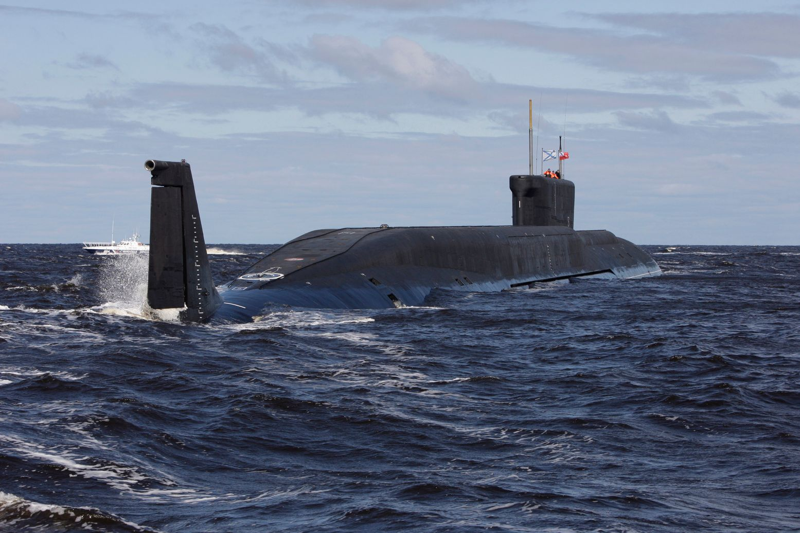 FACT: Russia's New Stealth Submarine Carries 72 Deadly Nuclear