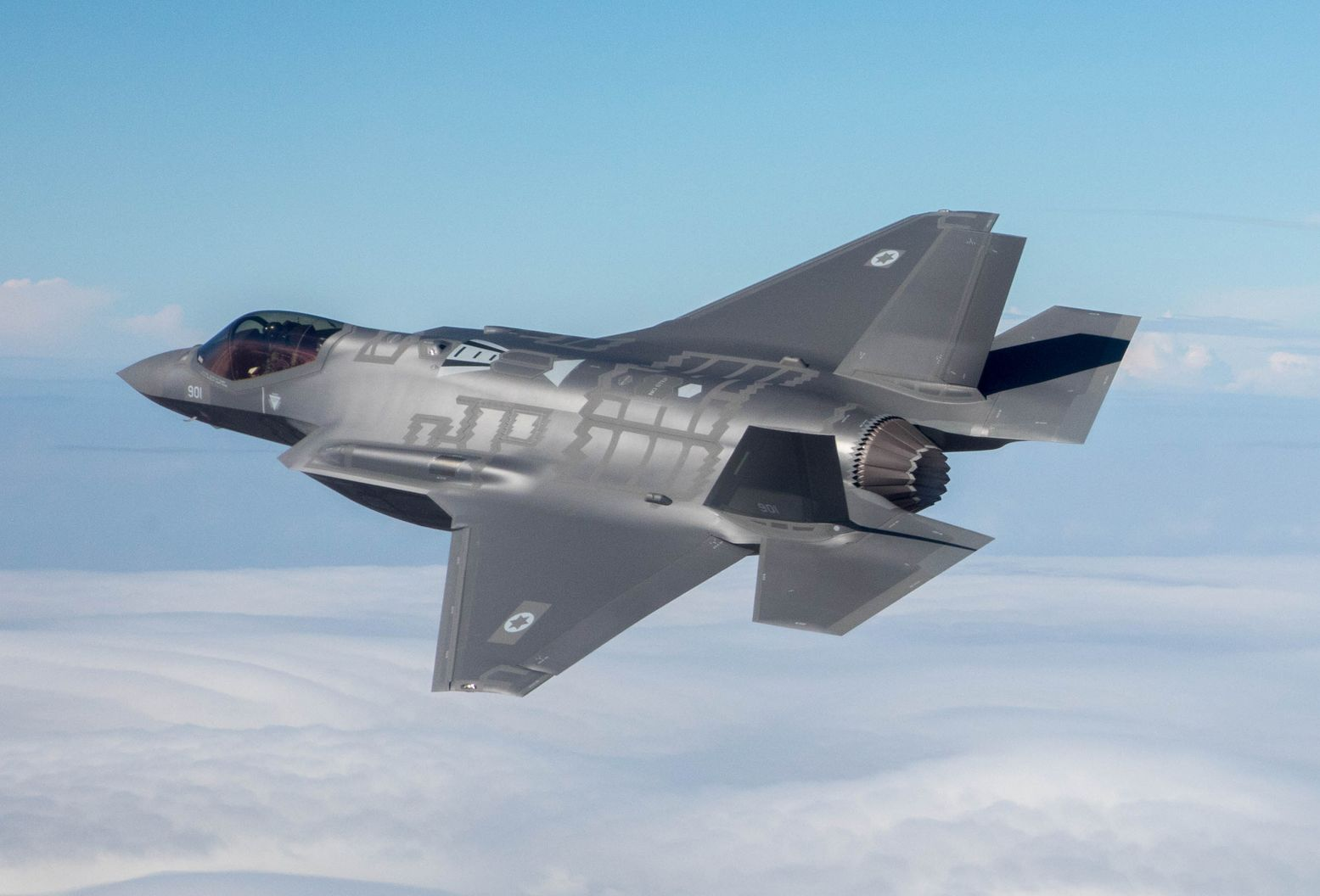 F-35s Go to War: Why Israel's Strike on Syria Was so Successful