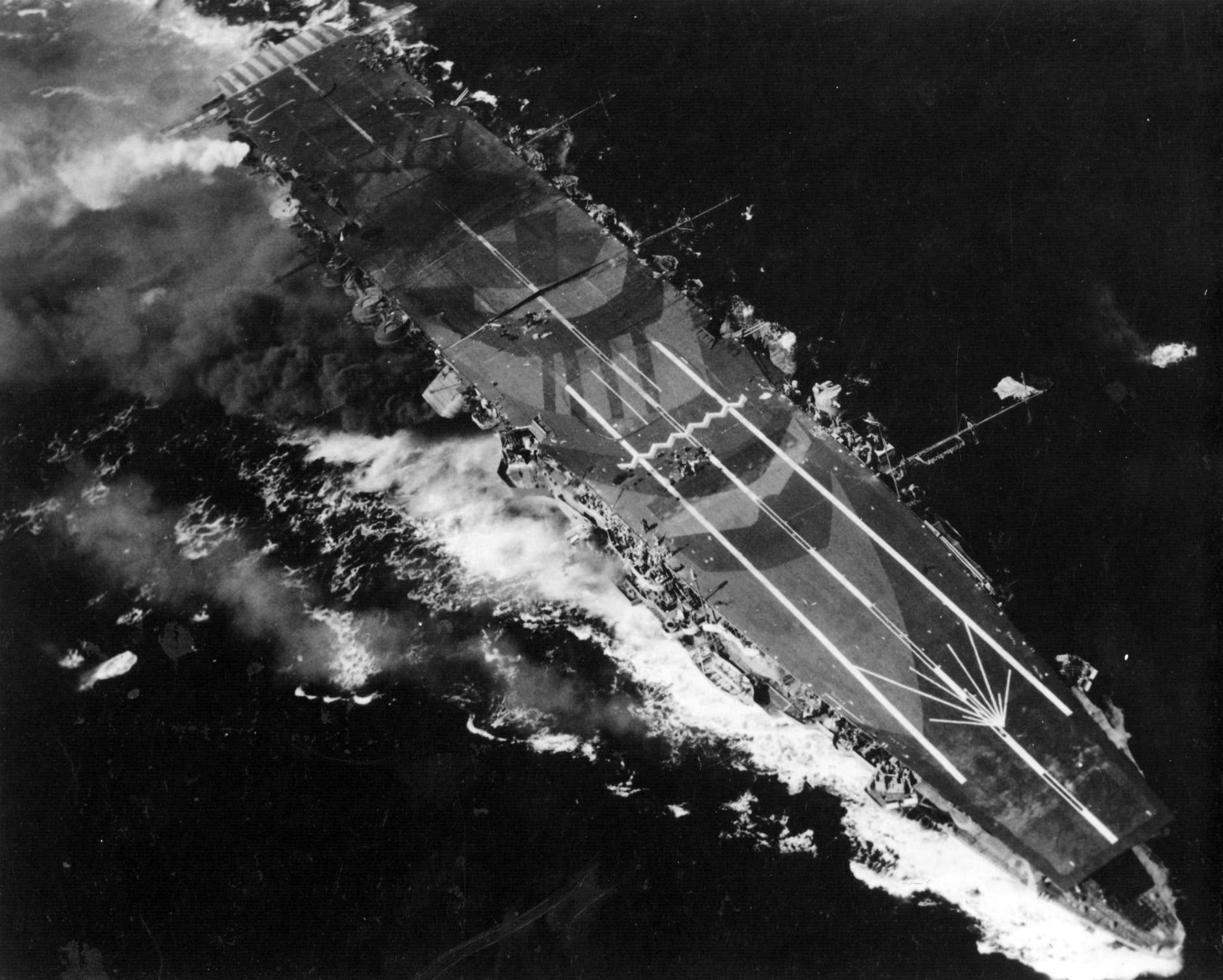 How Imperial Japan's Aircraft Carrier Fleet Was Destroyed Forever