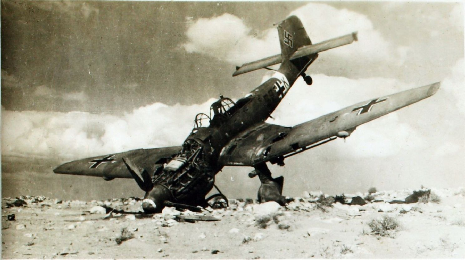 Not True: Germany Wiped Out the Polish Air Force in Three Days in 1939