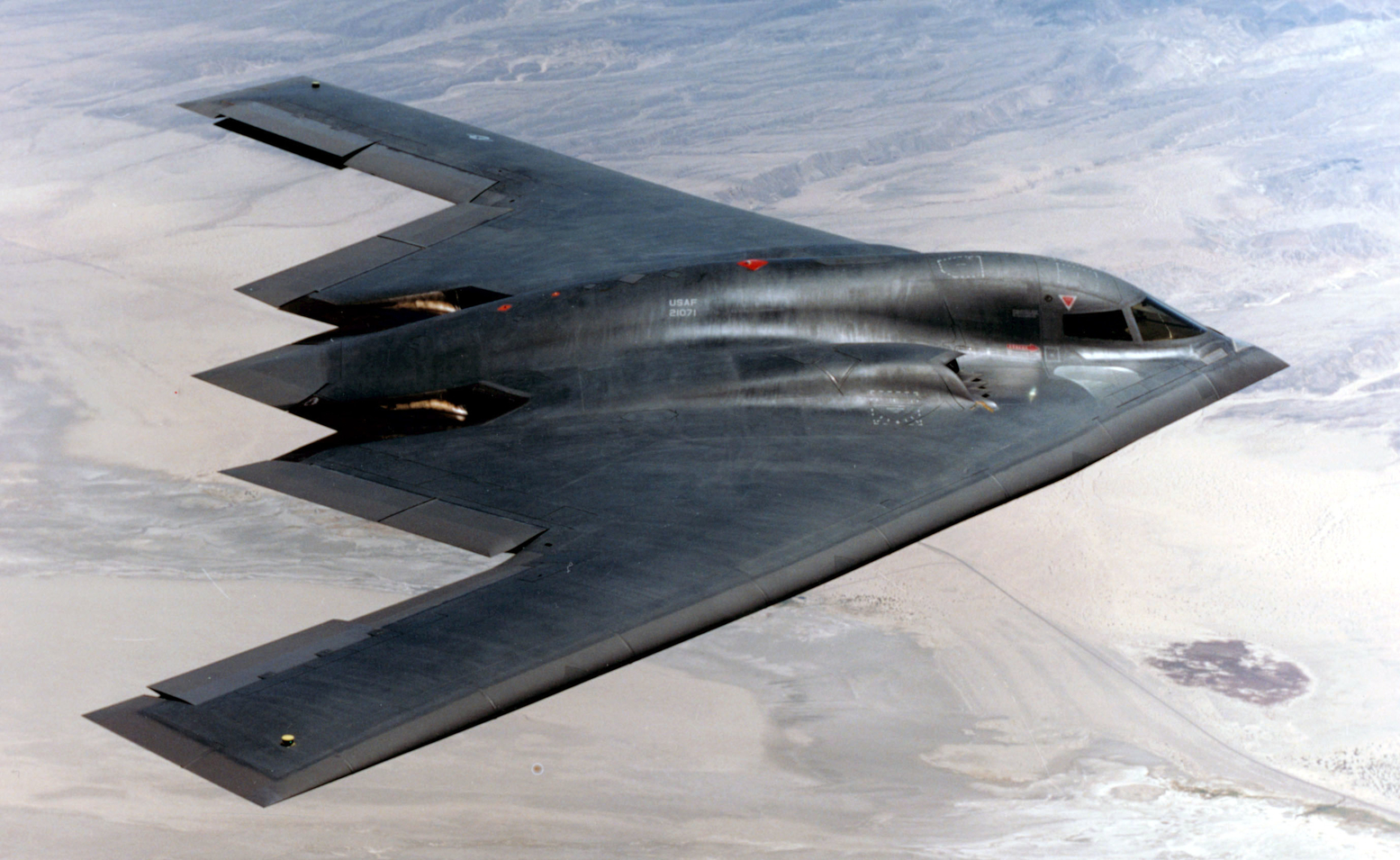 How the B-2 Stealth Bomber Would Unleash a Deadly Surprise During a