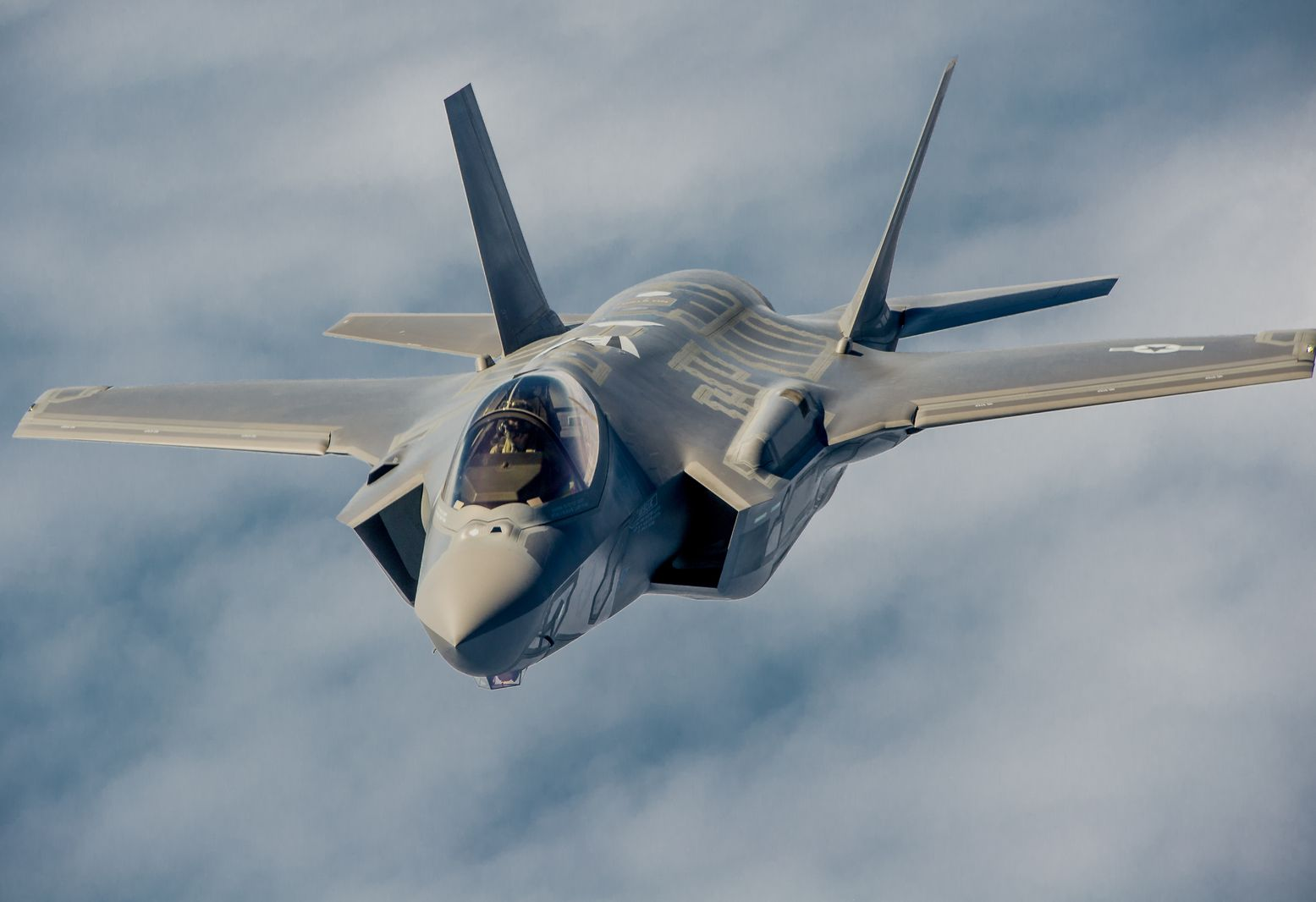 The F-35: Made in China? We Explain.