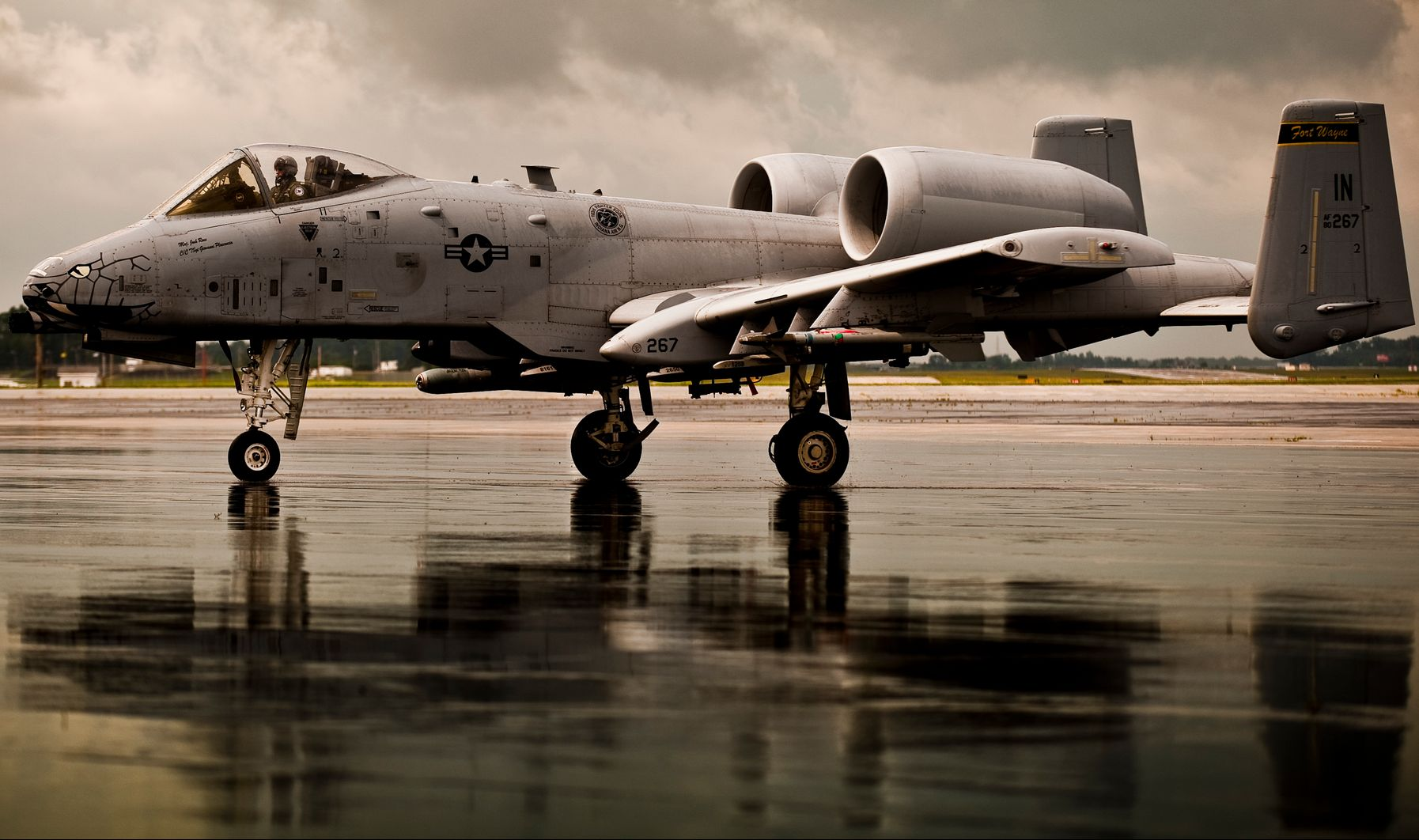 Back in 2014, the A-10 Warthog Crushed Its Enemies During a Crazy Wargame