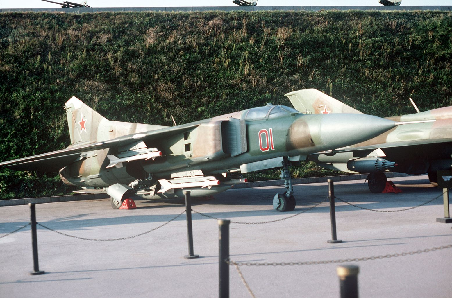 That Story of American F-15s Intercepting a Pilotless Soviet MiG-23