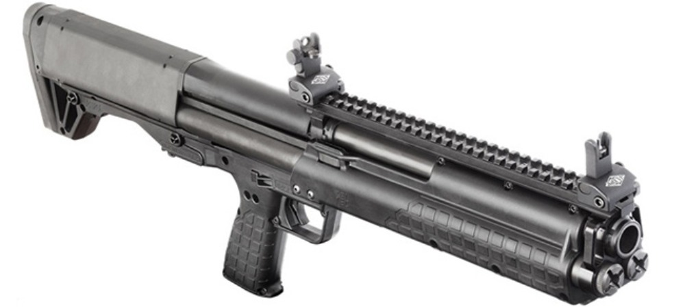 Kel-Tec's KSG-25 Bullpup Shotgun Has the Largest Capacity Magazine
